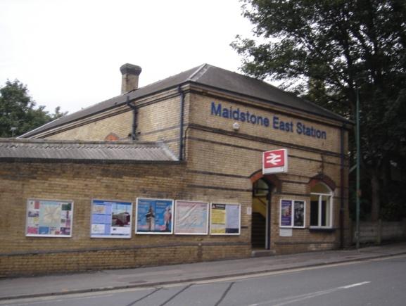 brighton maidstone east train