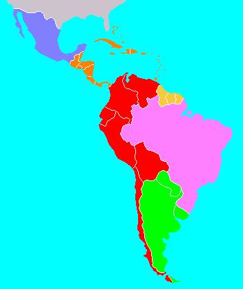 Regies da Amrica Latina  Wikiwand