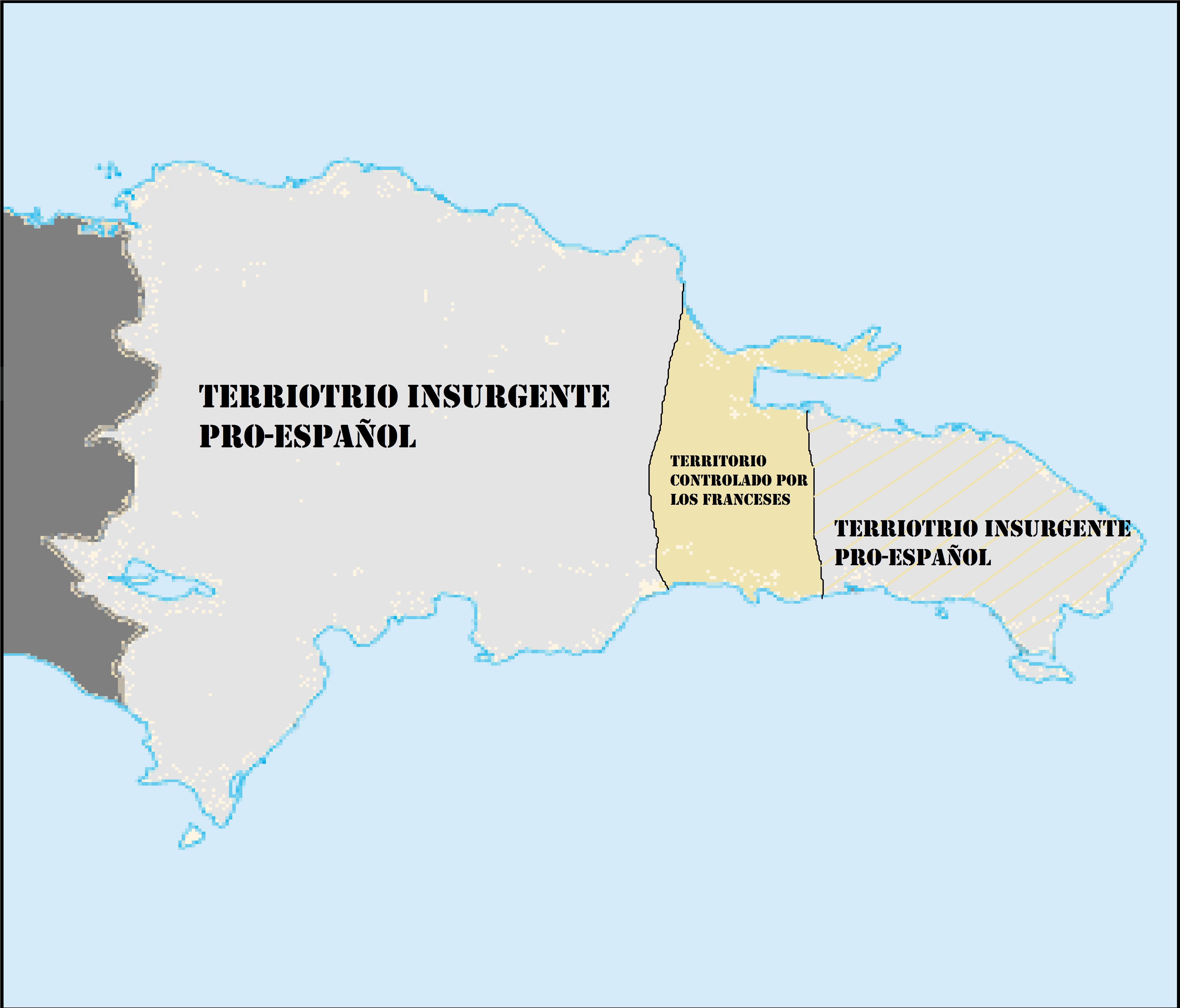 File Mapa De La Colonia De Santo Domingo Durante La Ocupación Francesa Png Wikimedia Commons