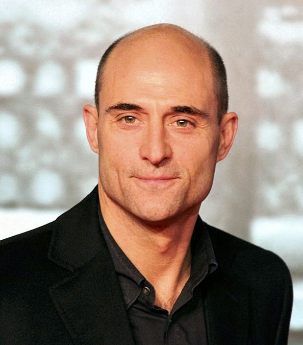 About: Mark Strong