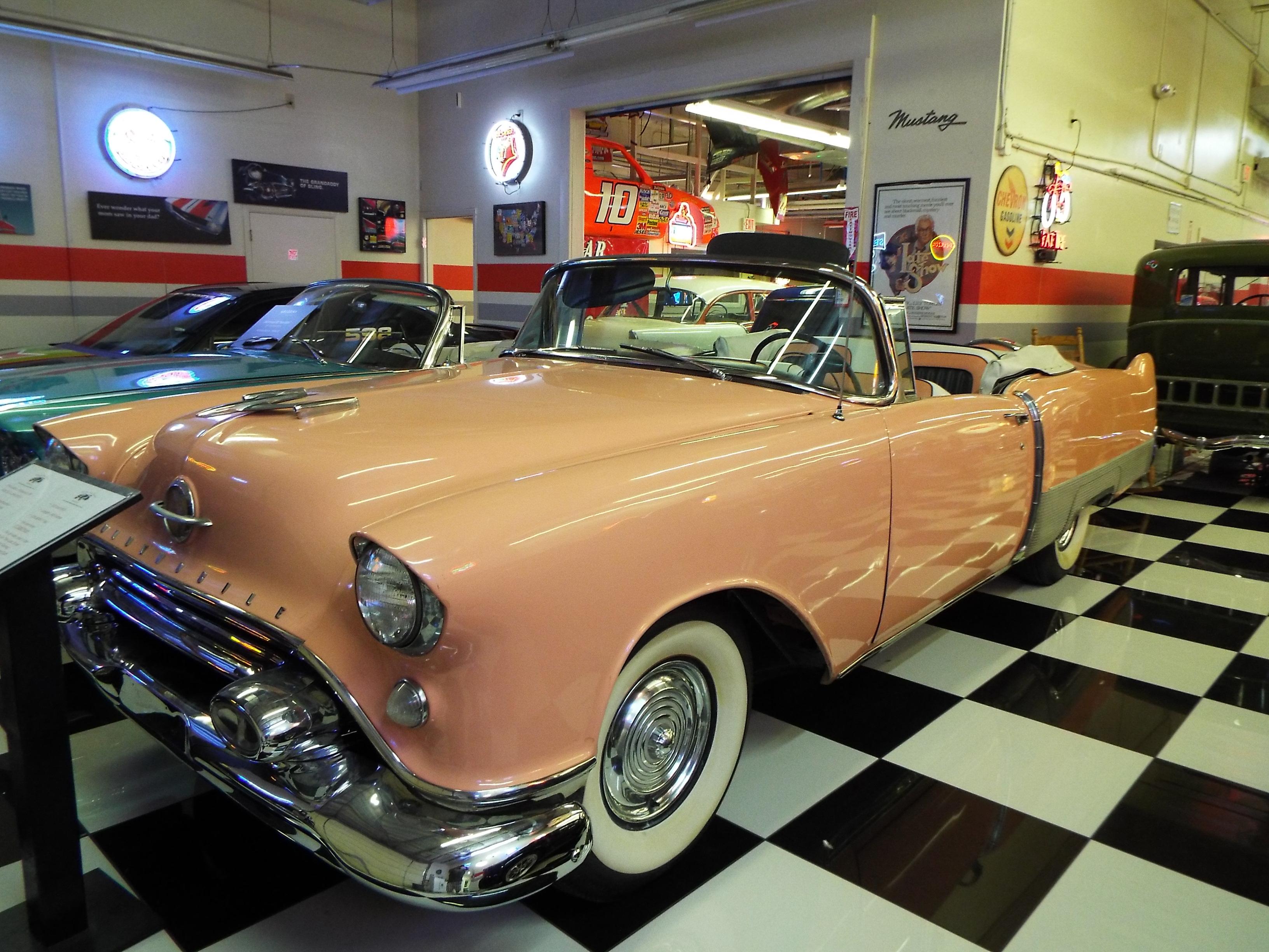 File Martin Auto Museum 1954 Custom built Cadillac