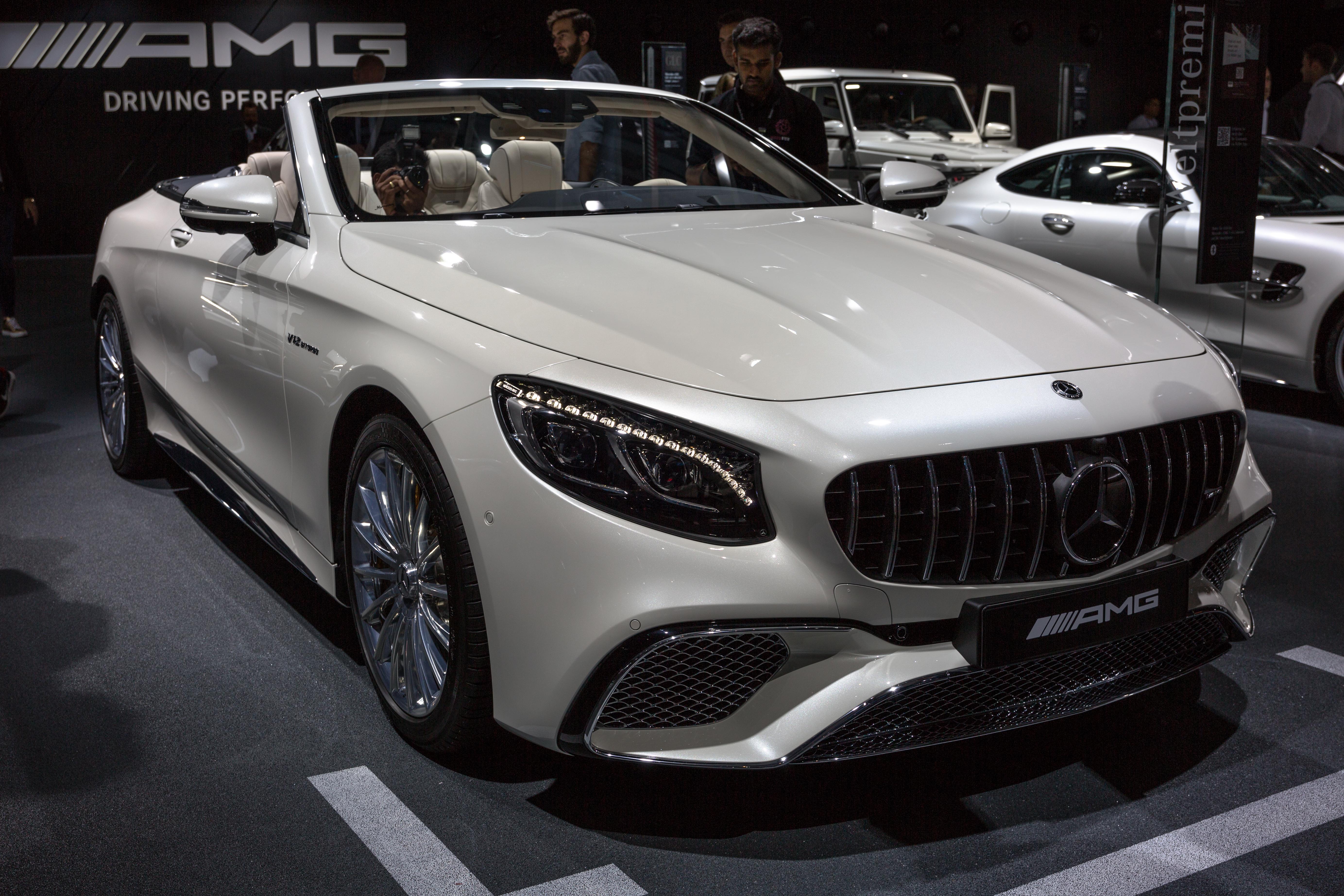 Mercedes Benz Baureihe 217 –