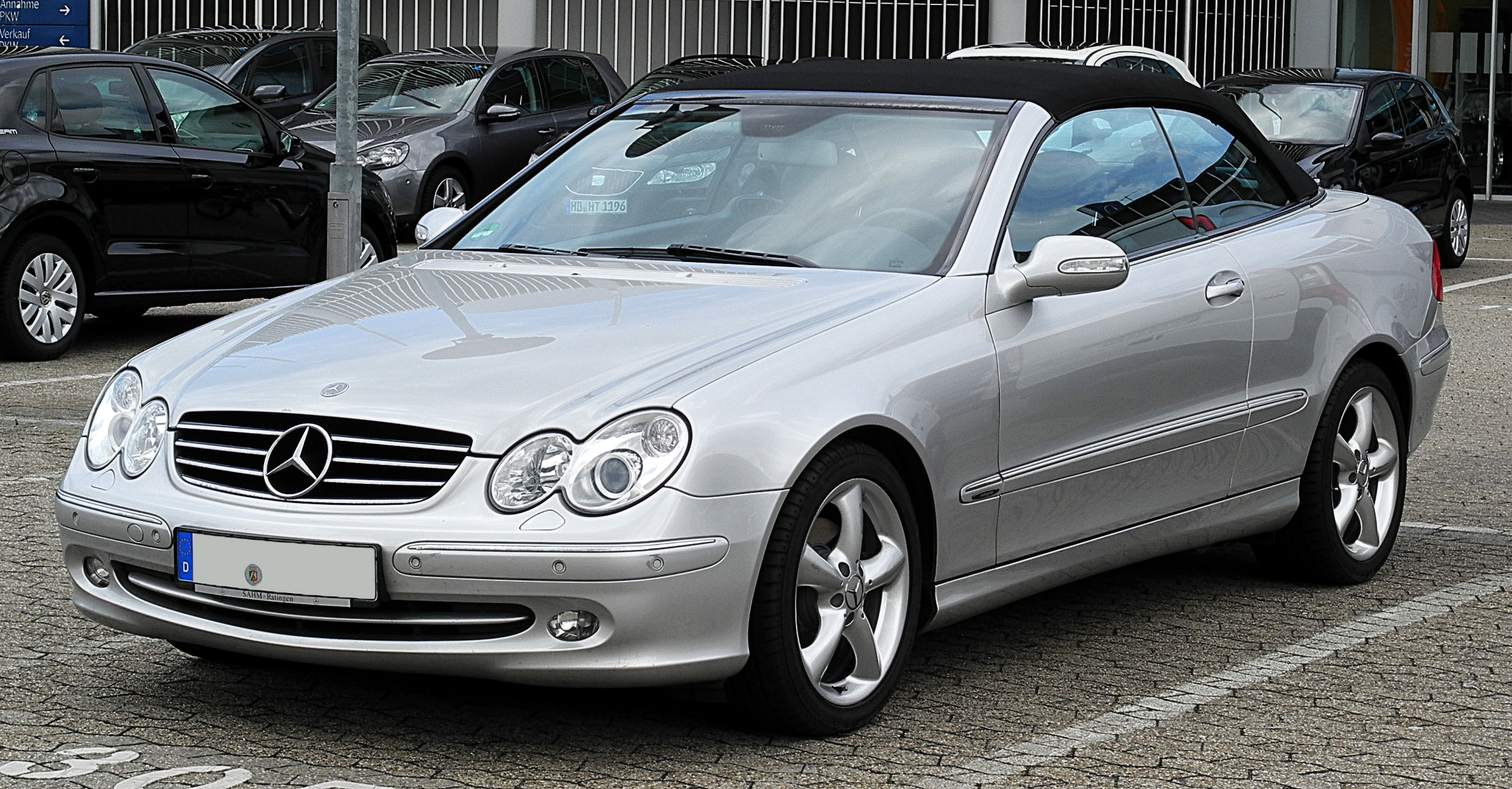 Mercedes clk 320 convertible manual for 320 mercedes benz