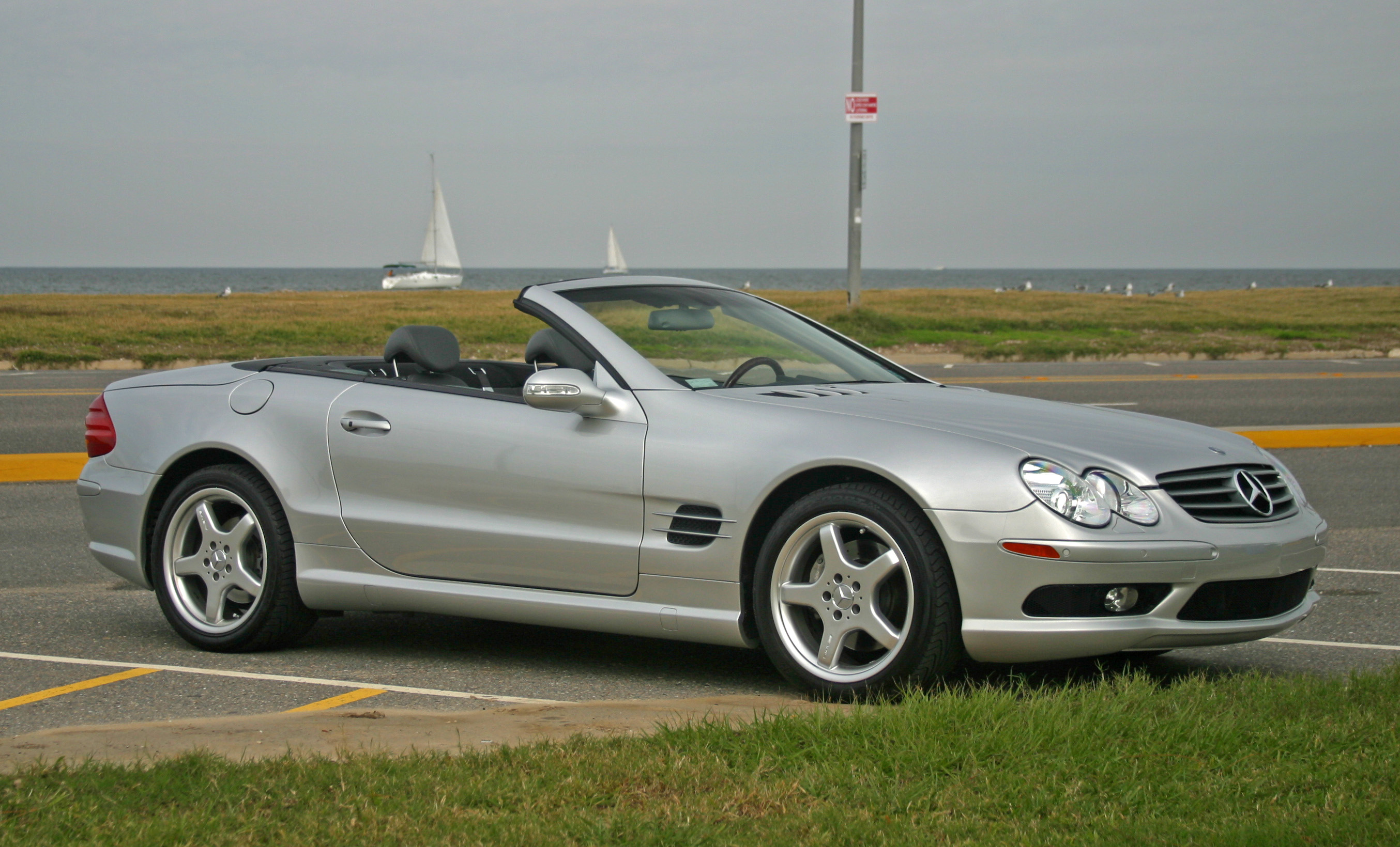 File mercedes benz sl500 silver for Mercedes benz silver