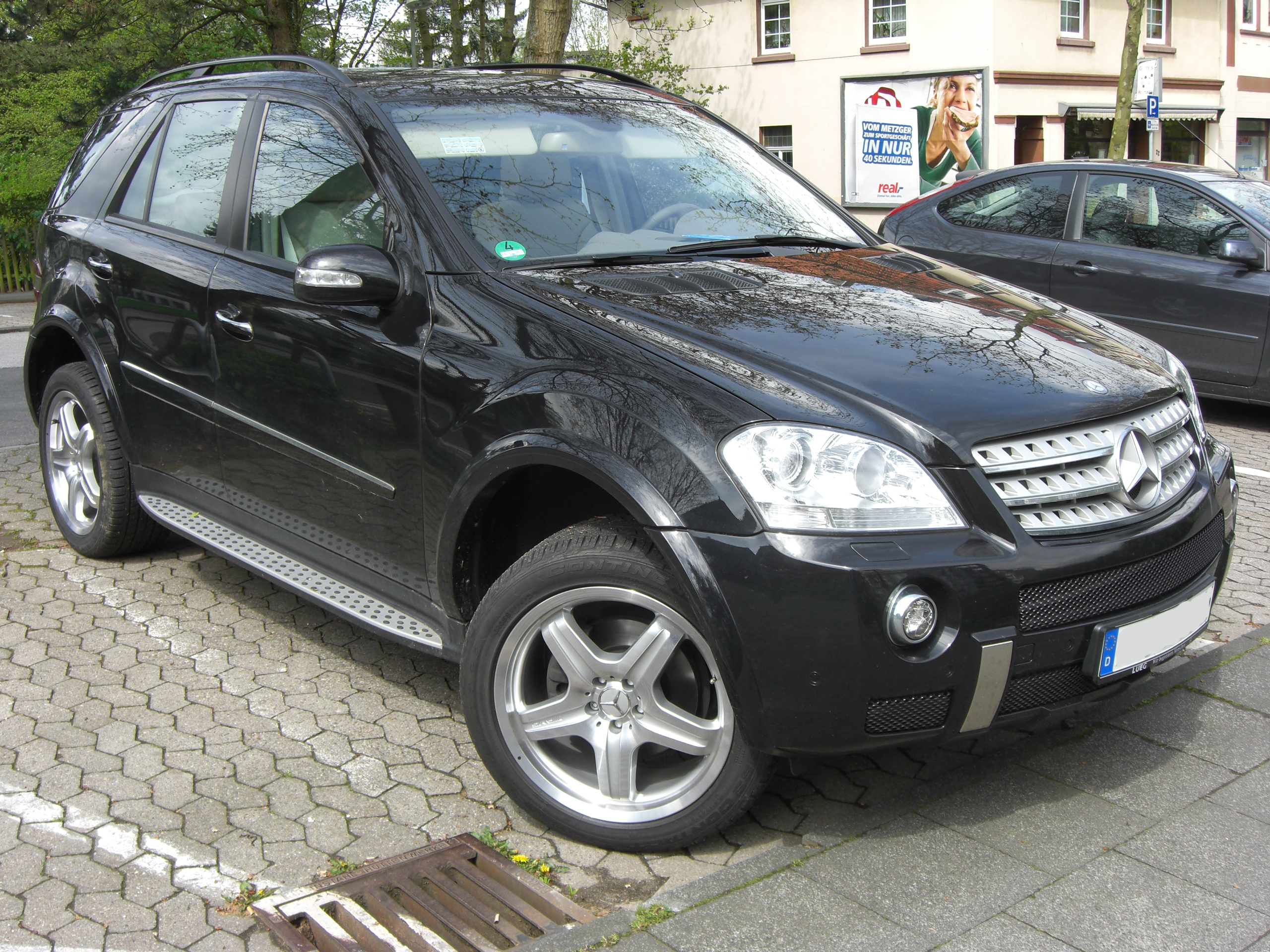 Mercedes Ml Spare Parts