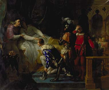 http://upload.wikimedia.org/wikipedia/commons/a/a0/Merry-Joseph_Blondel_-_La_mort_de_Louis_XII.jpg