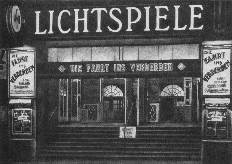 1917 Kino Hamburg