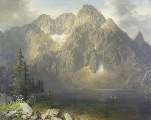 File:Molnár Lake in the Polish Tatra.jpg