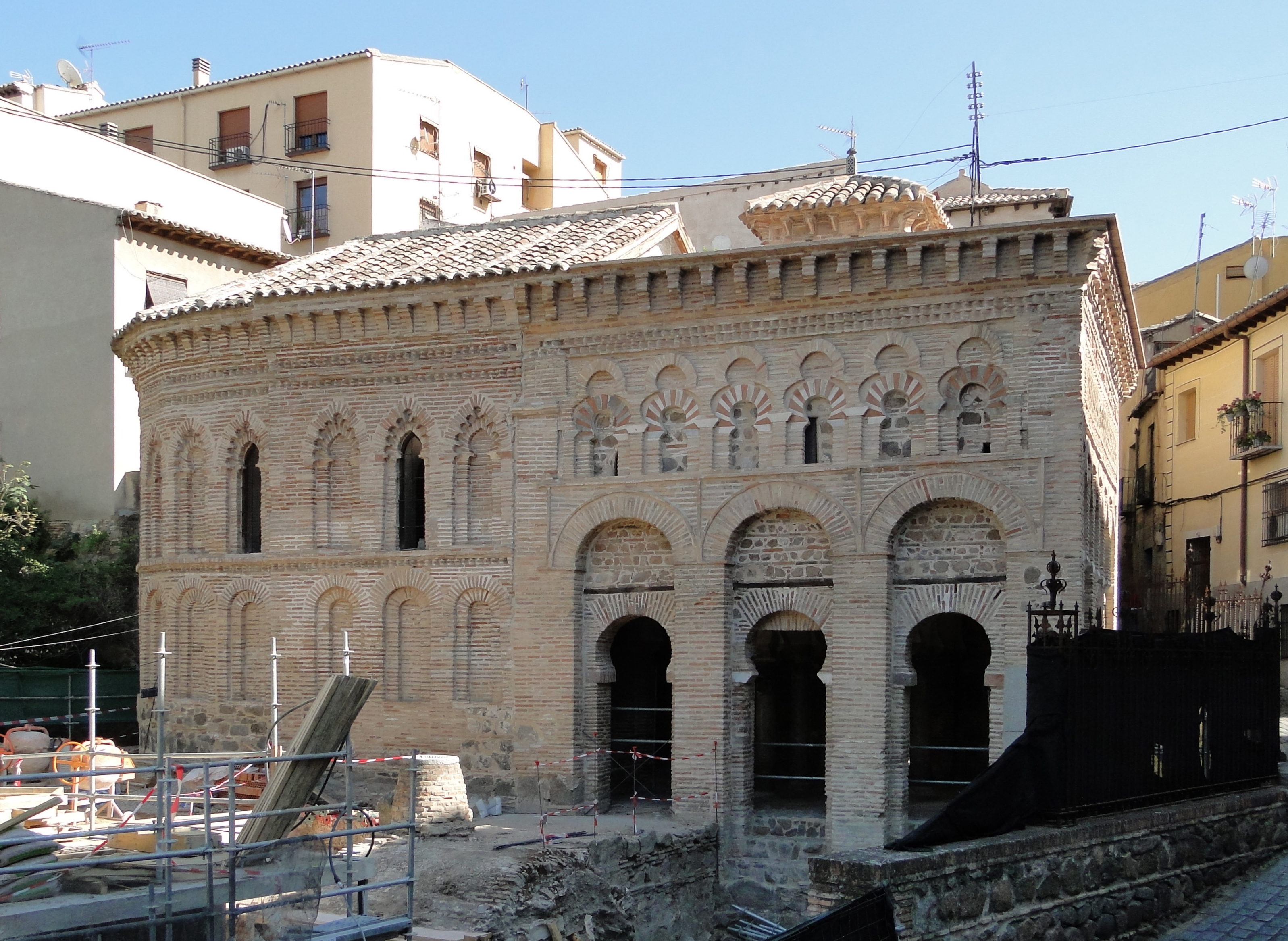 Mosque of Cristo de la Luz - Wikiwand