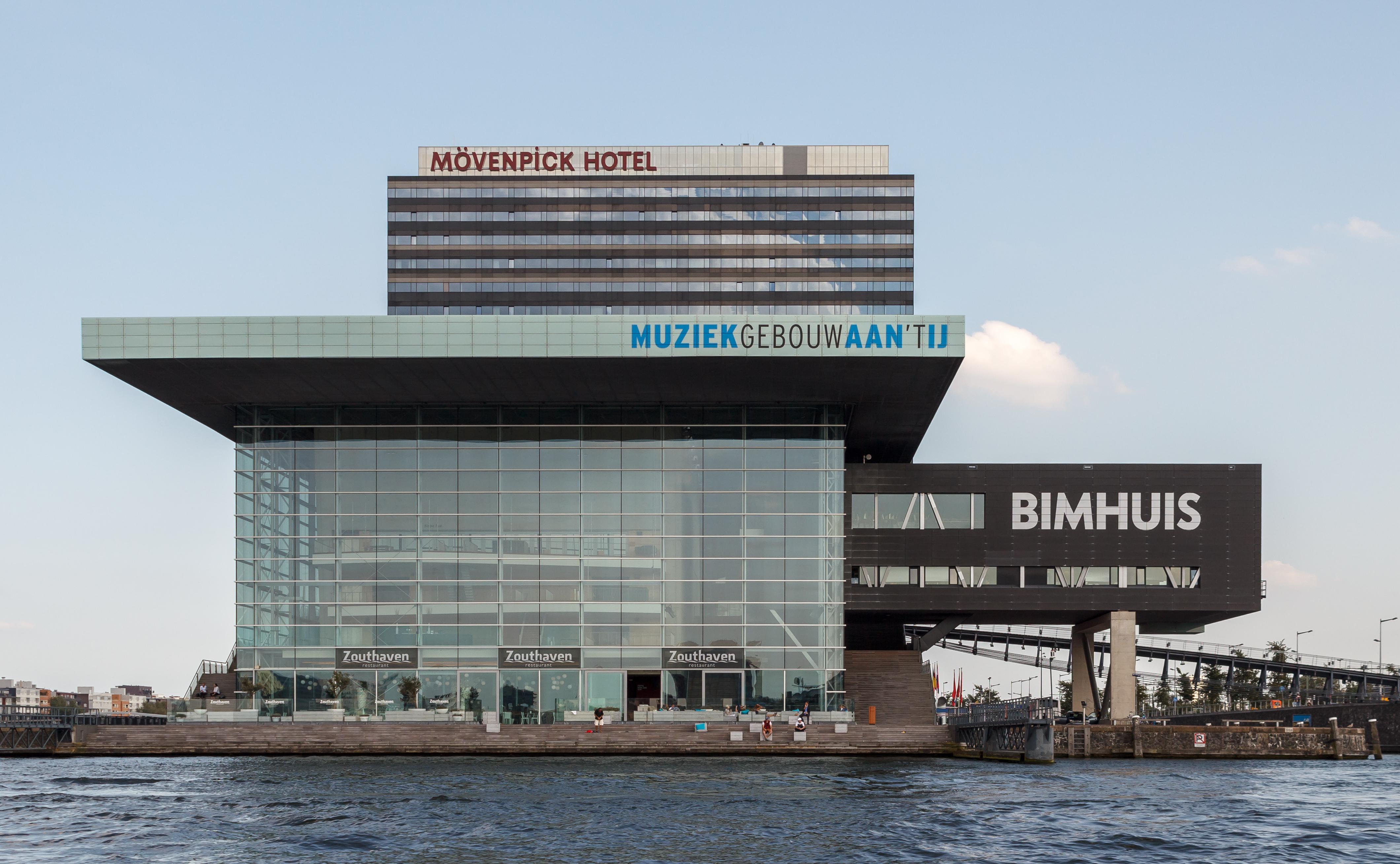 Hotel Ij Amsterdam