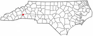lake lure north carolina map Lake Lure North Carolina Wikipedia lake lure north carolina map