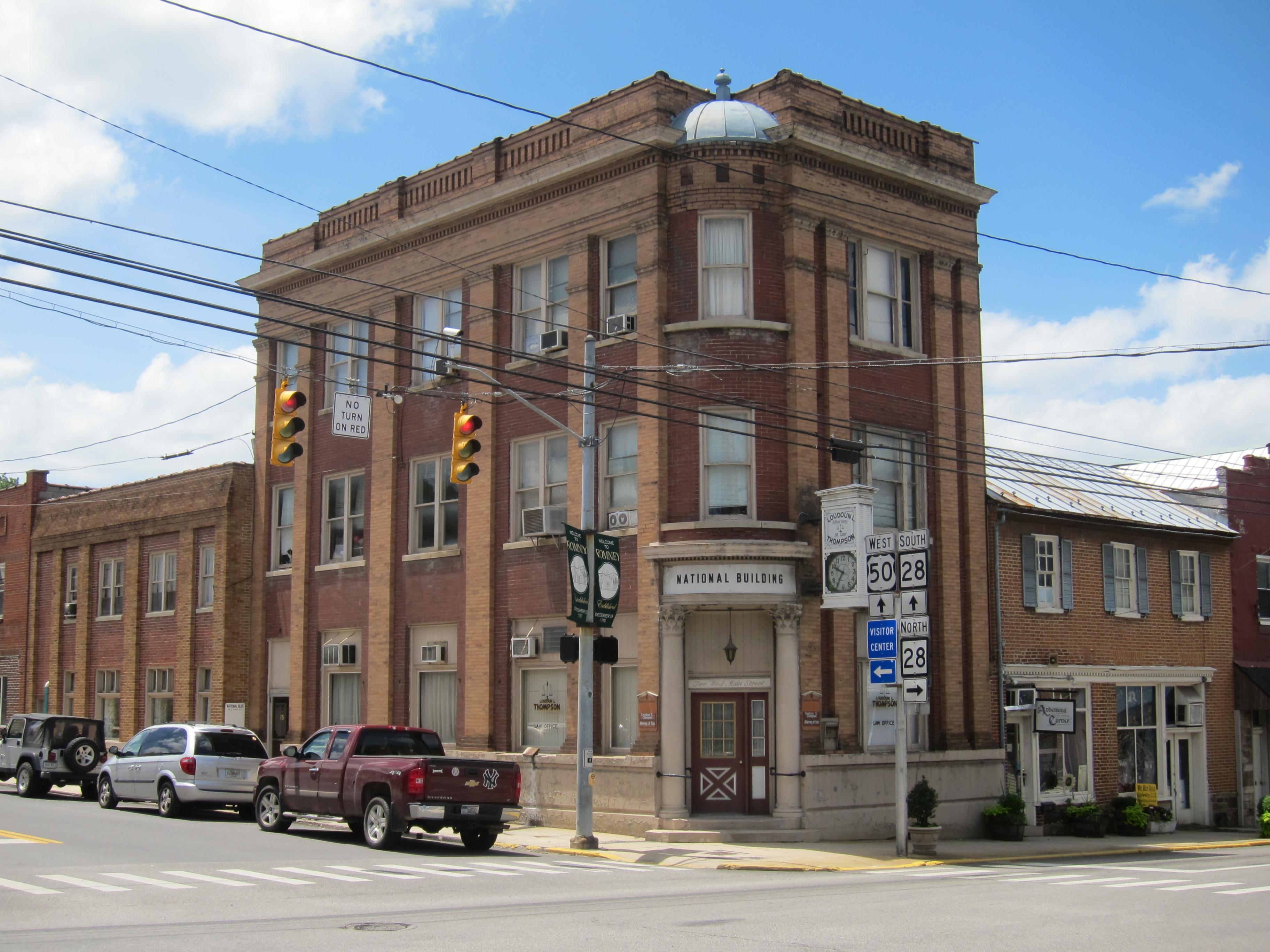West Virginia Building Huntington Apartments