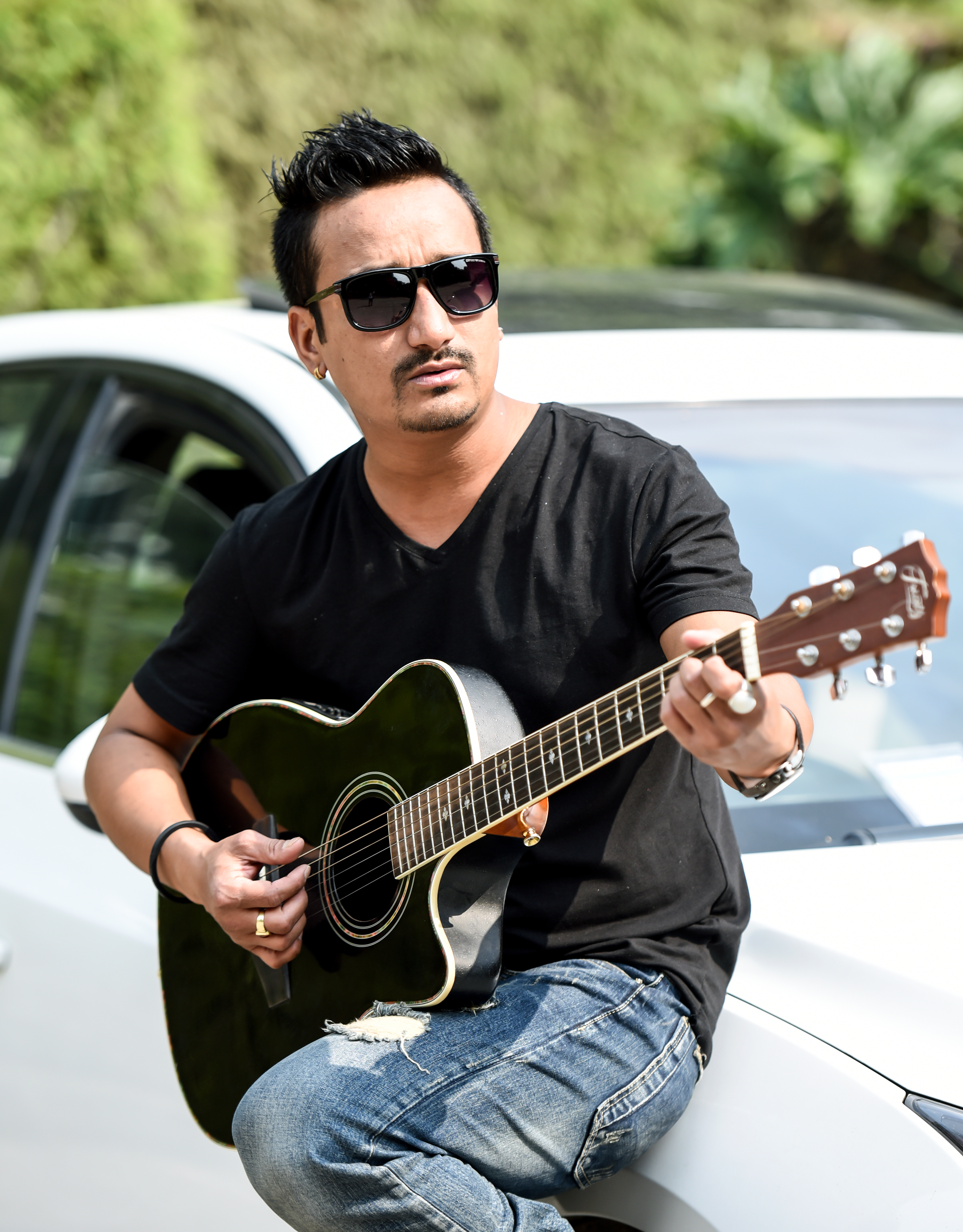 File:Nepali Singer Udesh Shrestha 02 jpg - Wikimedia Commons