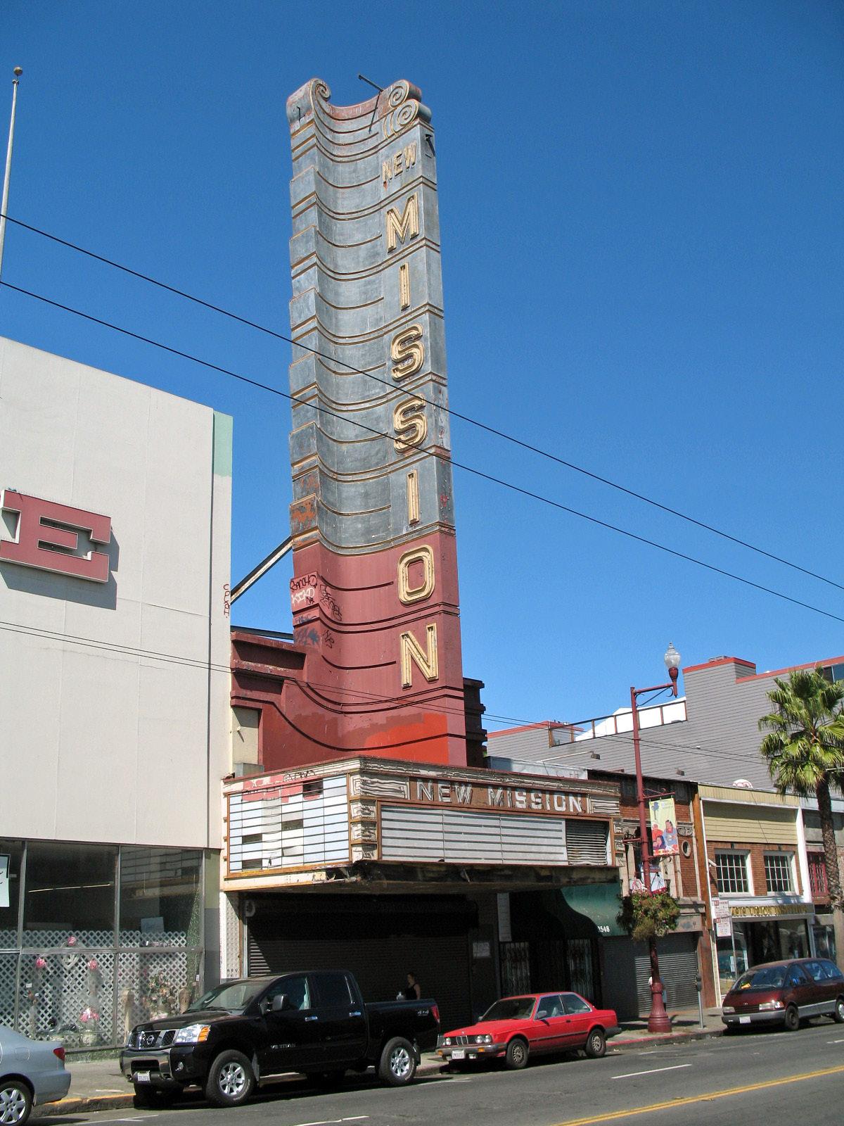 Alamo Drafthouse New Mission Cinema - Wikidata