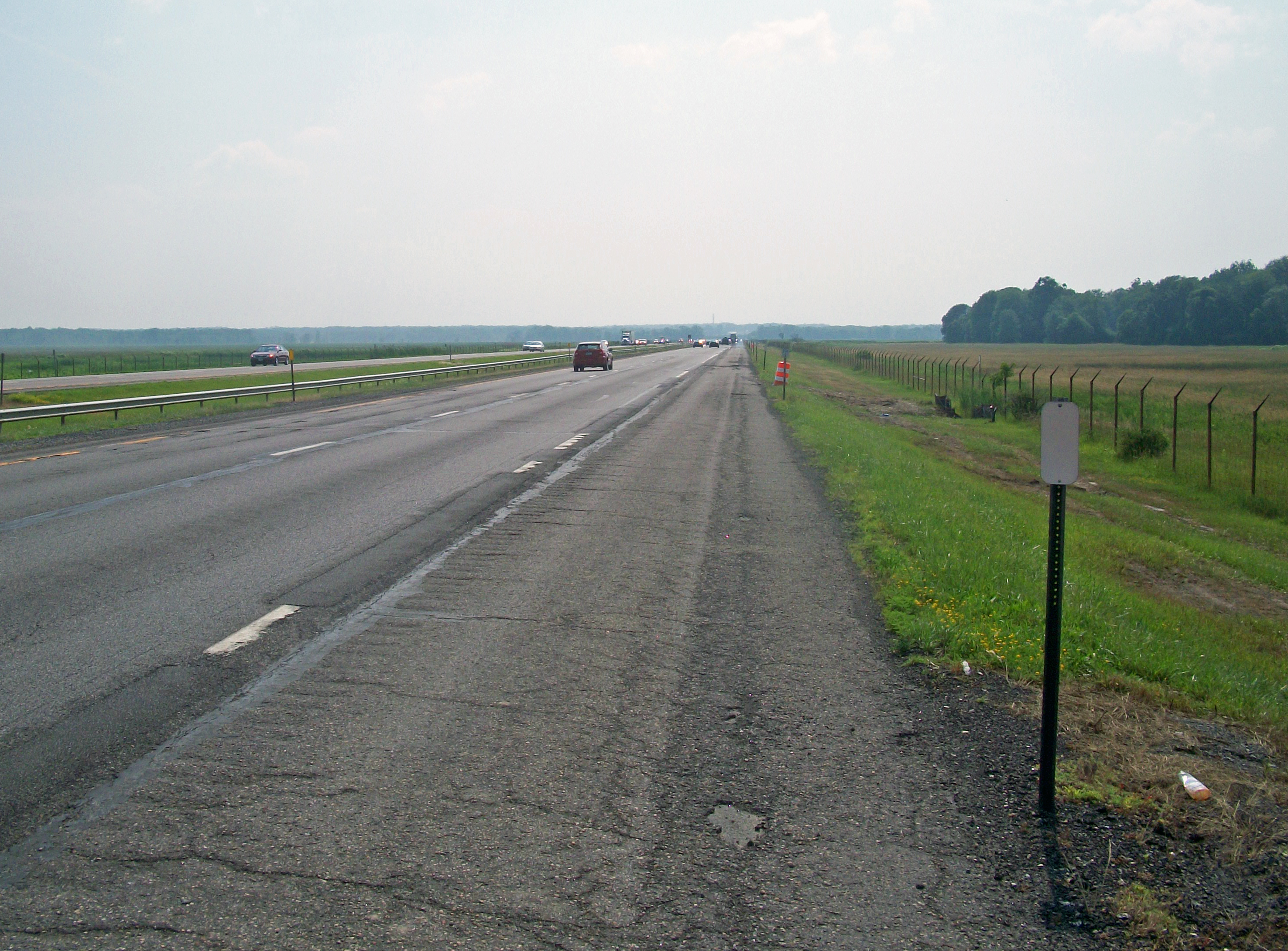 File:New York State Thruway in Montezuma National Widlife Refuge ...