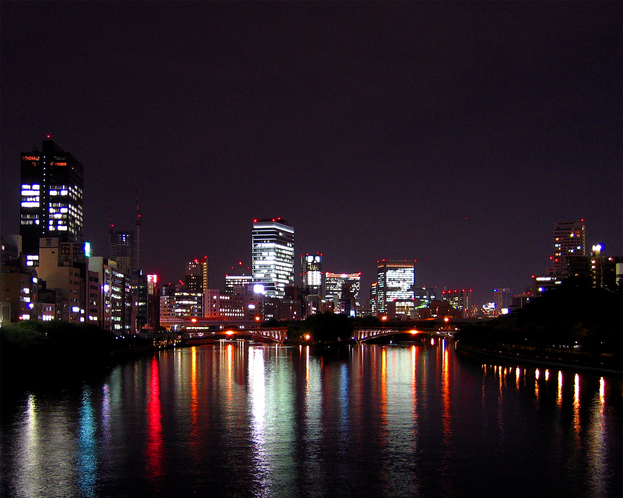 File:Night view Nakanoshima 02.jpg - Wikimedia Commons Night