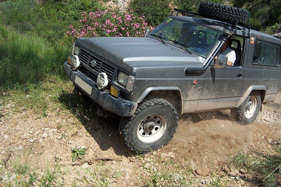 File Nissan Patrol Offroad Jpg Wikimedia Commons