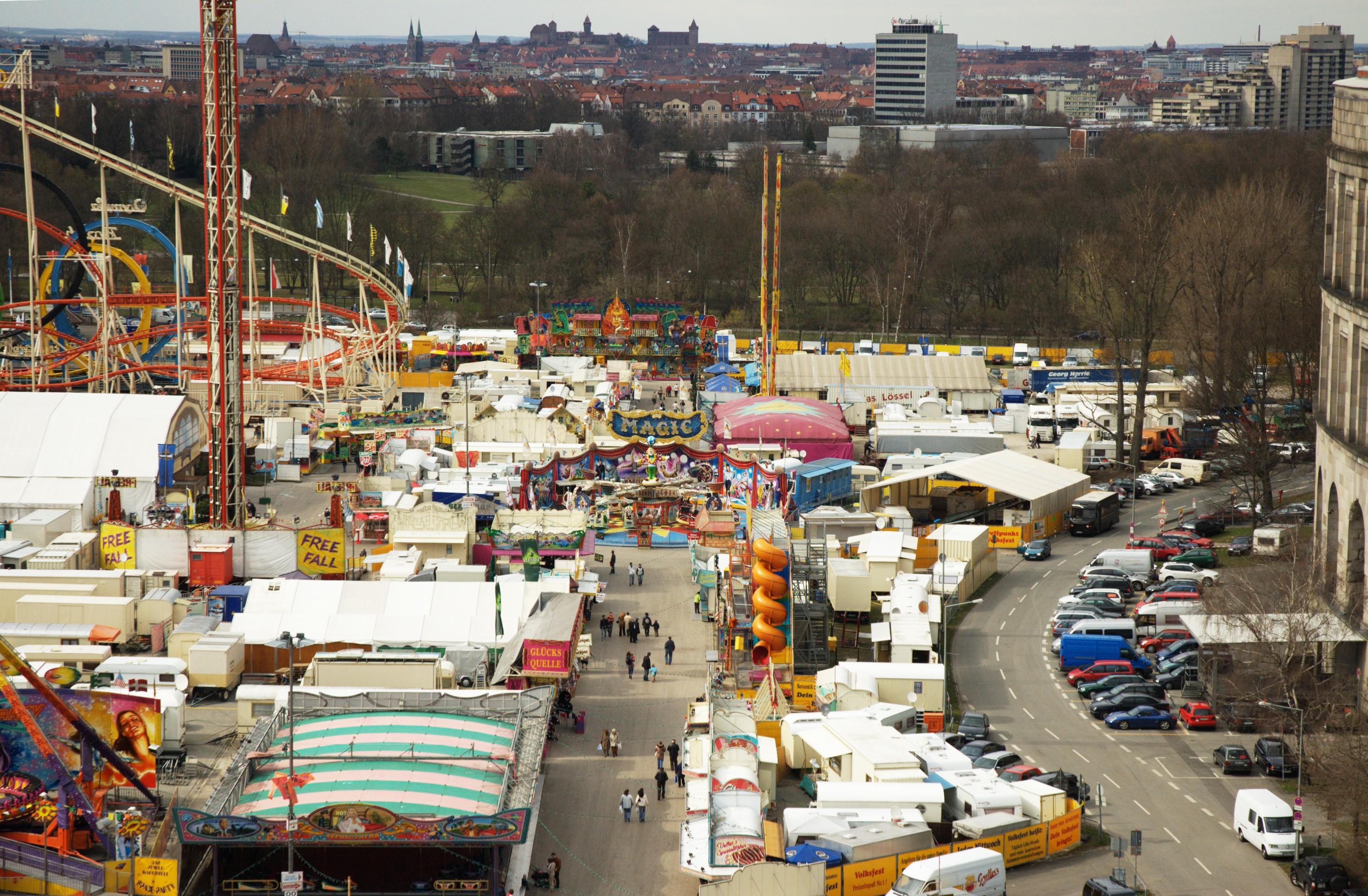 Partnervermittlung Nuernberg Volksfest