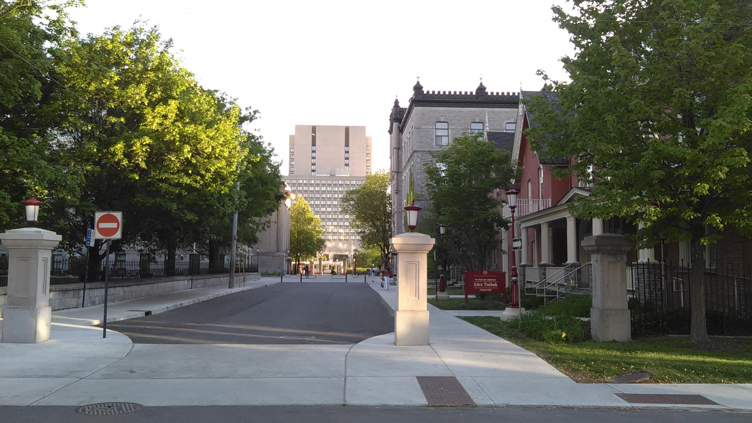 Ottawa University.