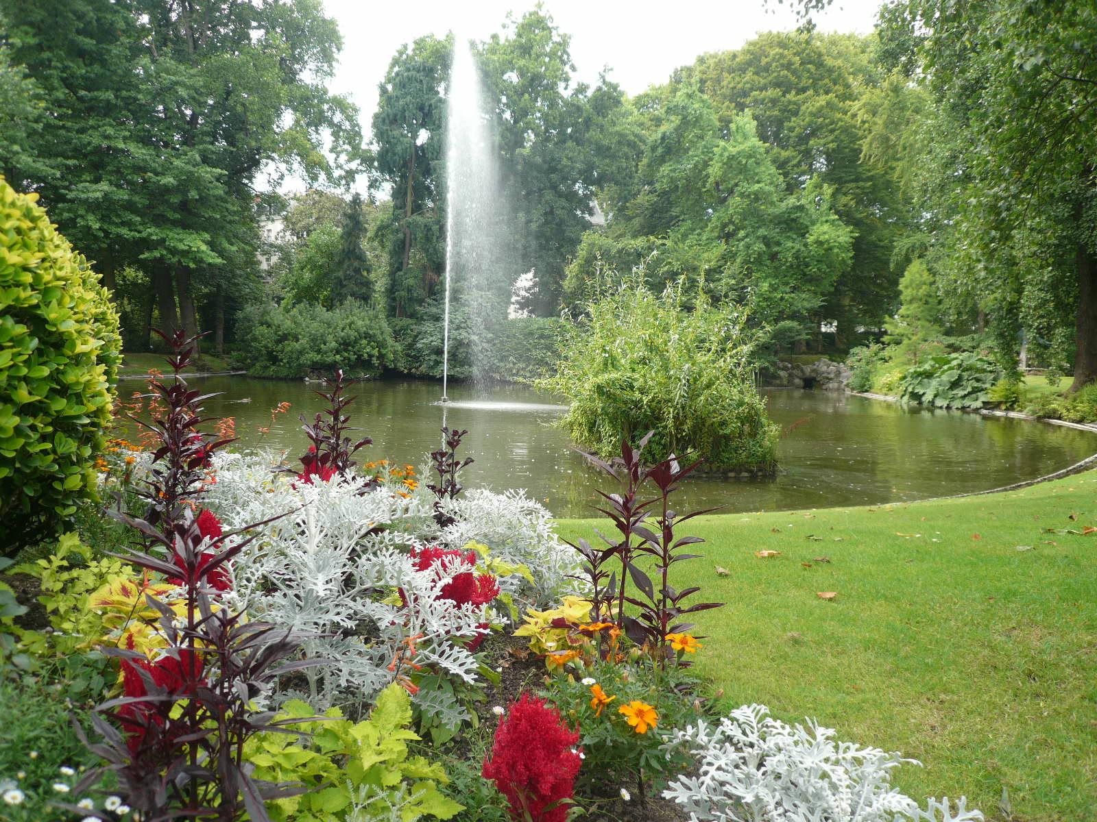 Jardin des plantes de nantes wikip dia for Jardin wikipedia