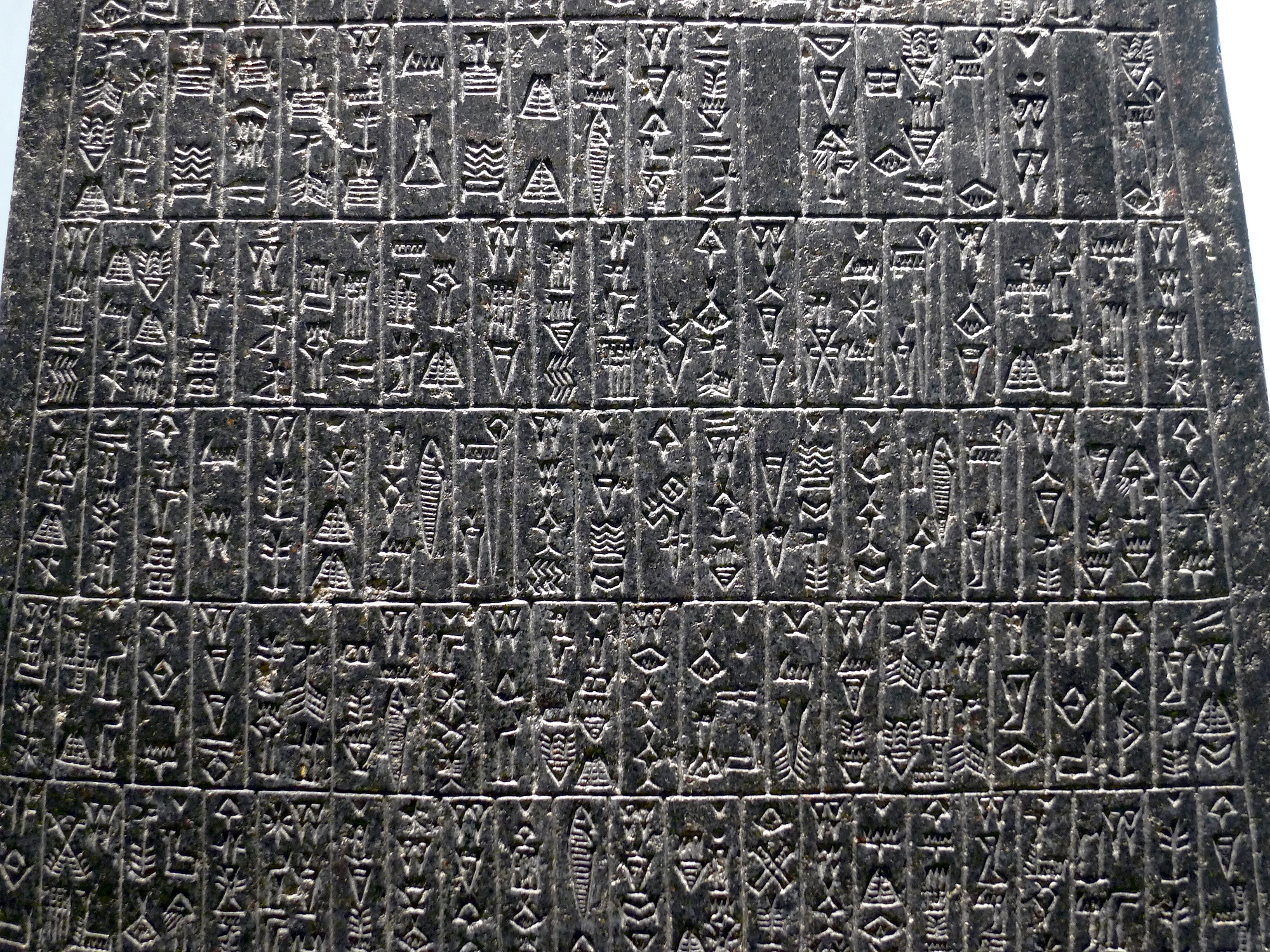 Akkadian language - Wikipedia