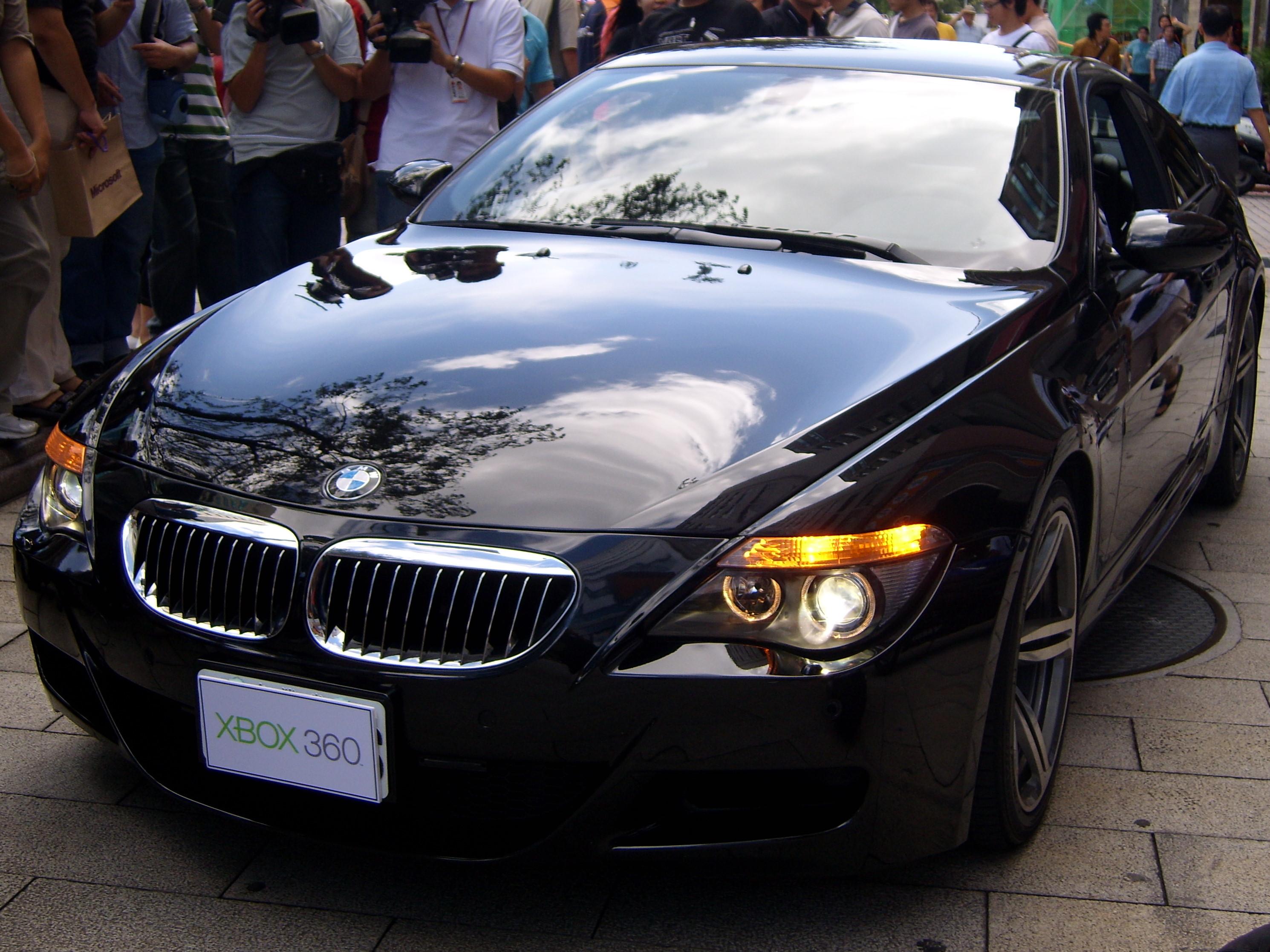Description PGR4 Pre-launch in Taiwan BMW M6.jpg