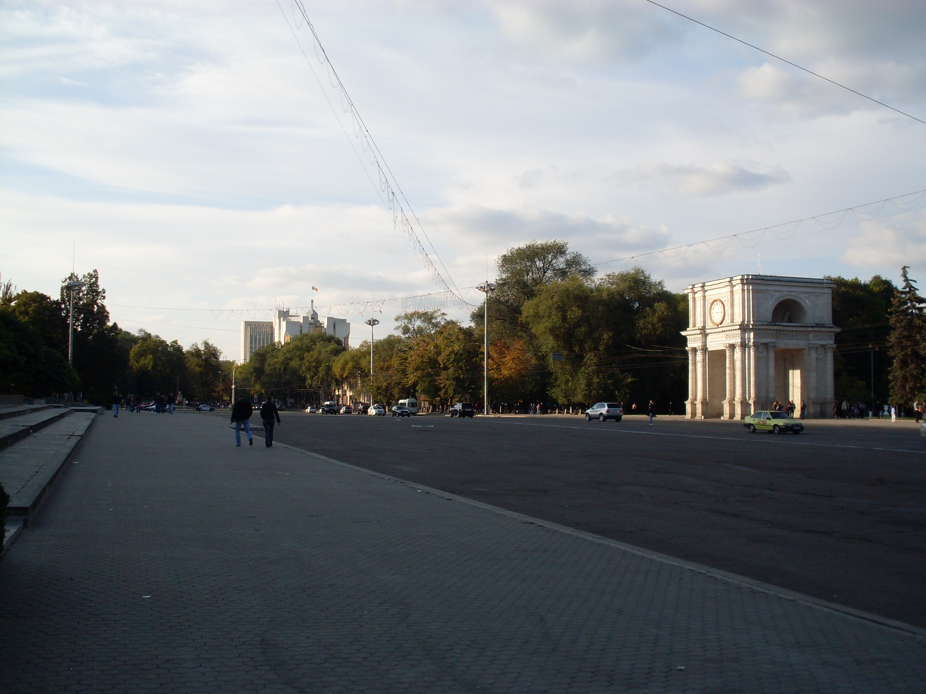 Chisinau rope road, which Chisinau residents themselves do not know about (Moldova) 56
