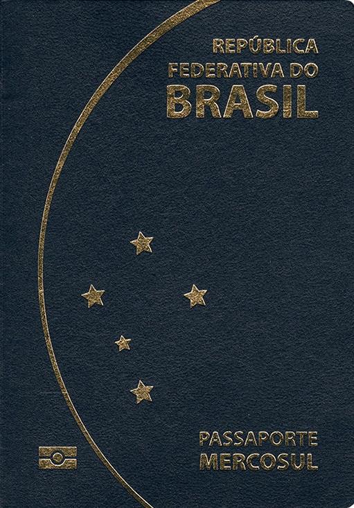 Brazilian Passport Wikipedia