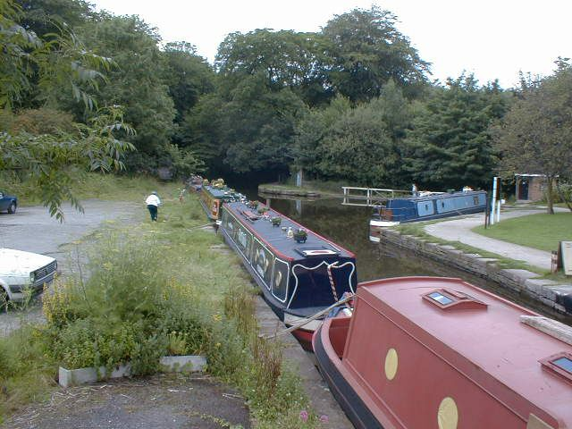 Peak Forest Canal - geograph.org.uk - 876419