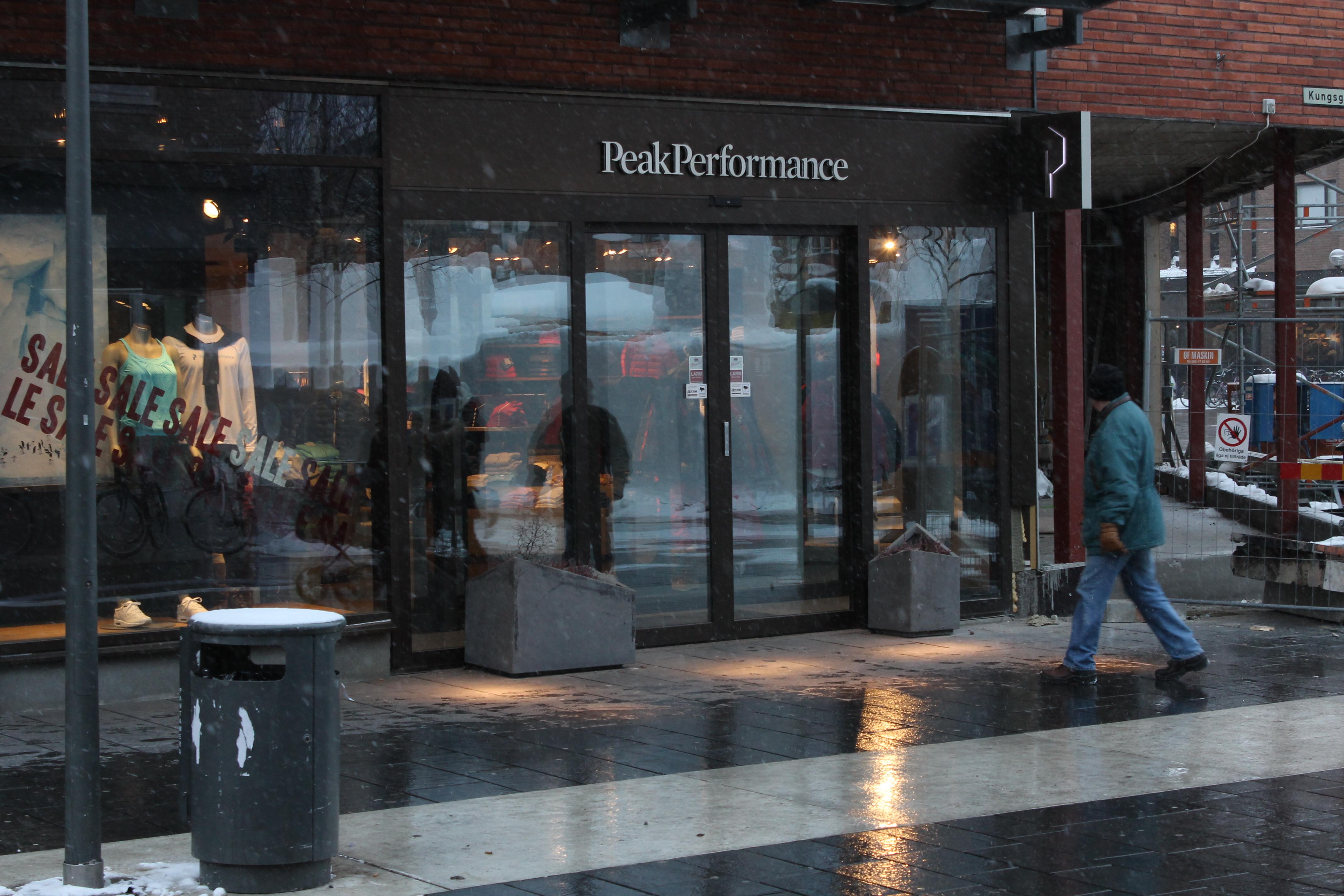 peak performance peter blom
