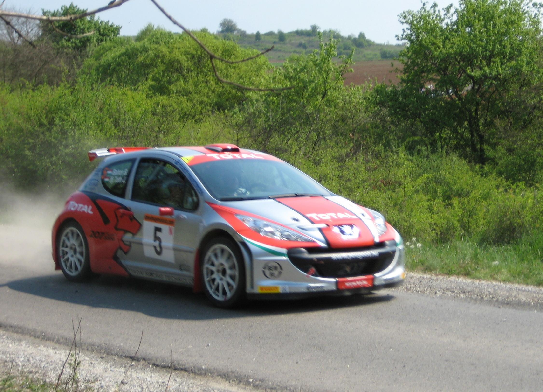 Modified S2000 >> File:Peugeot 207 S2000 hun.jpg - Wikimedia Commons