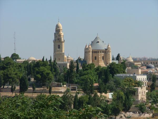 ירושלים כנסית הדורמיציון