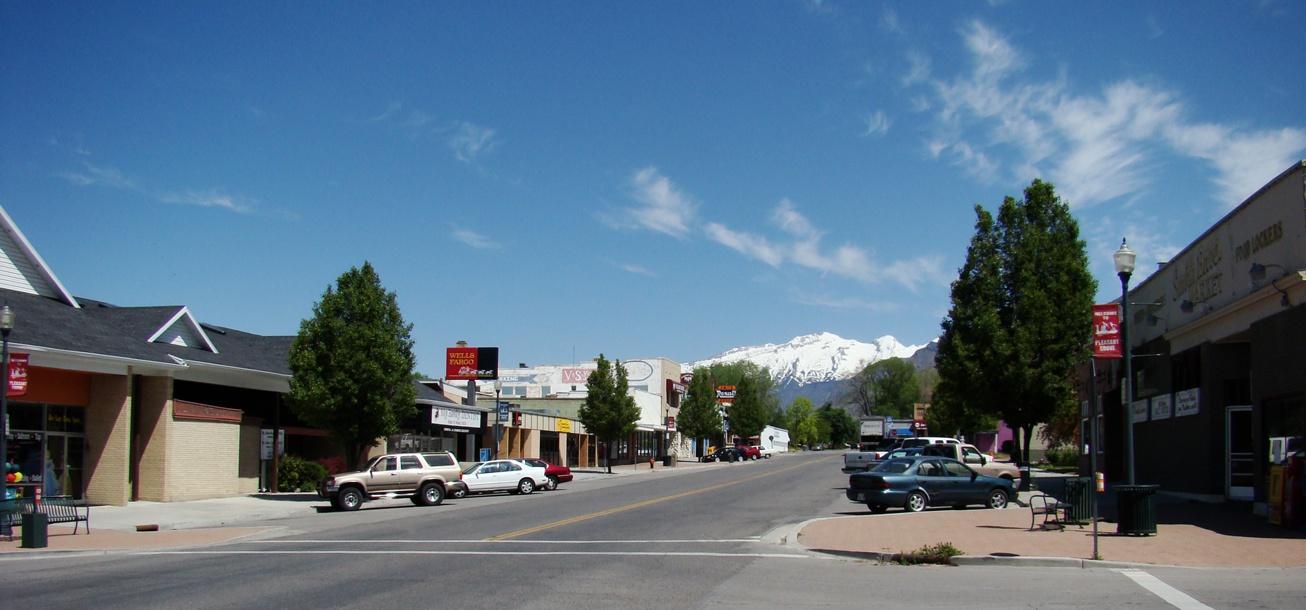 Salt Lake City Ut To Pleasant Grove Ut