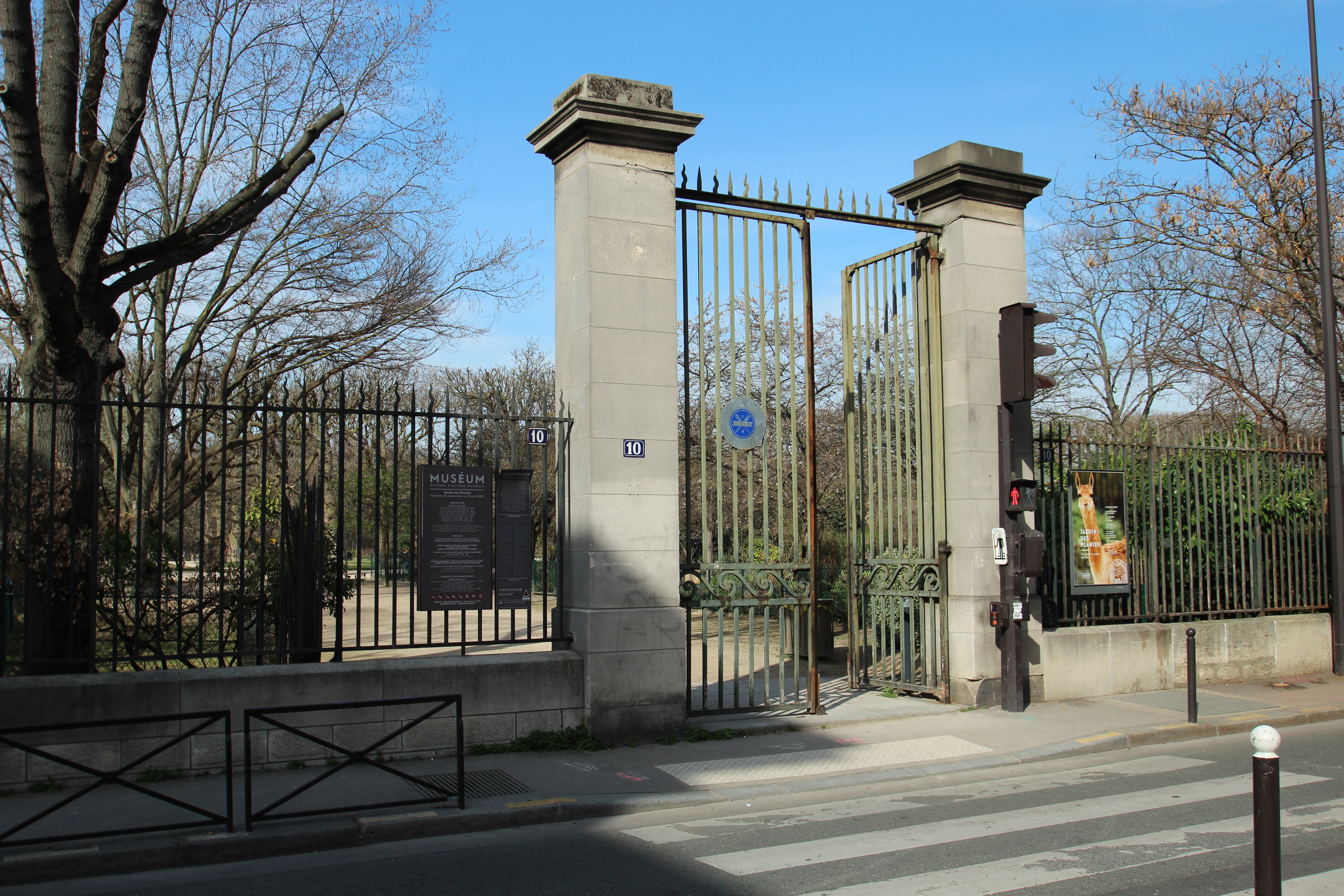 File Portail du Muséum national d histoire naturelle au 10 rue