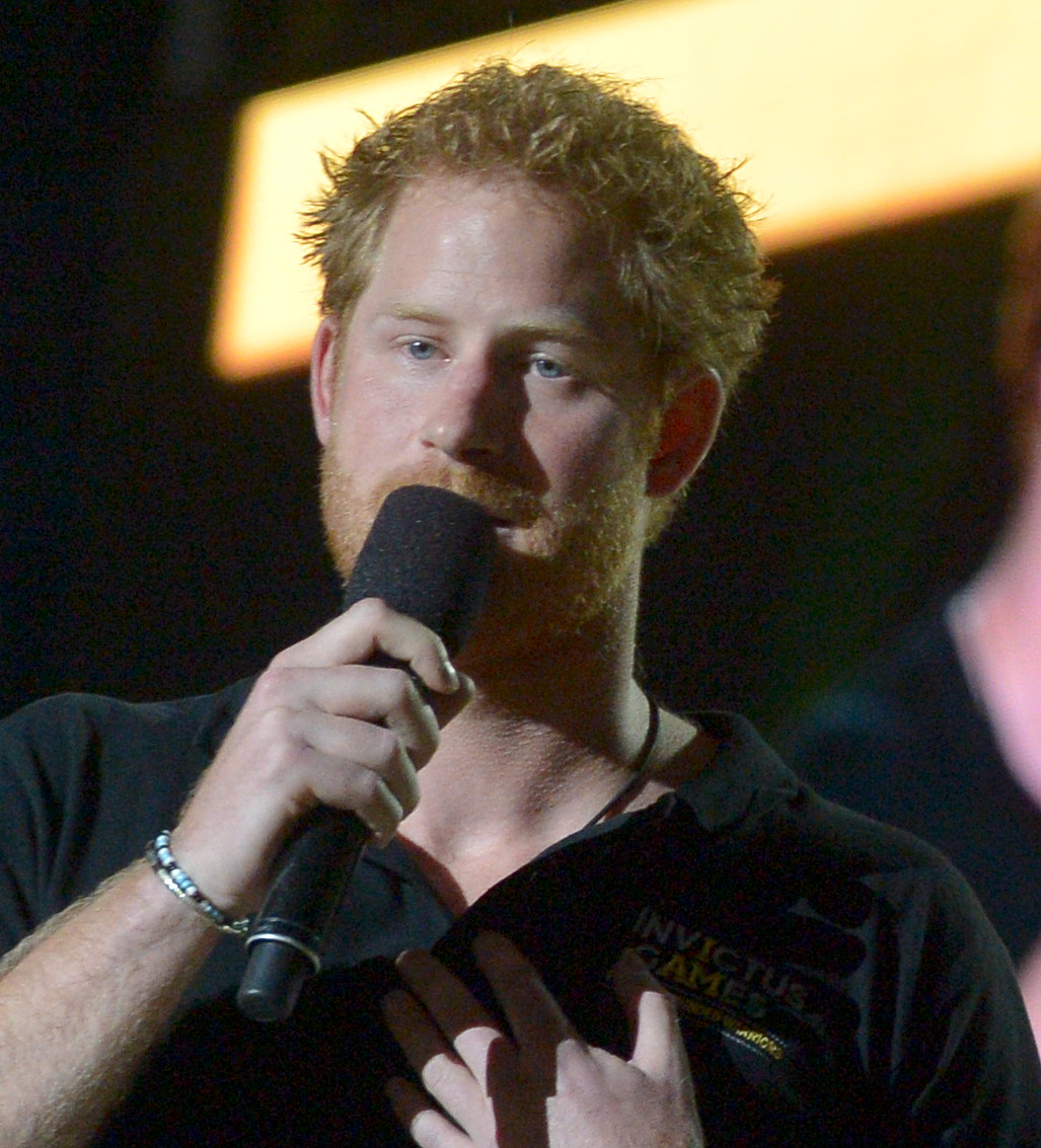 File:Prince Harry Closes Out The 2016 Invictus Games