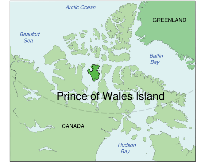 For Sale Prince Of Whales Island
