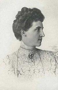 Princess Louise Charlotte of Saxe-Altenburg