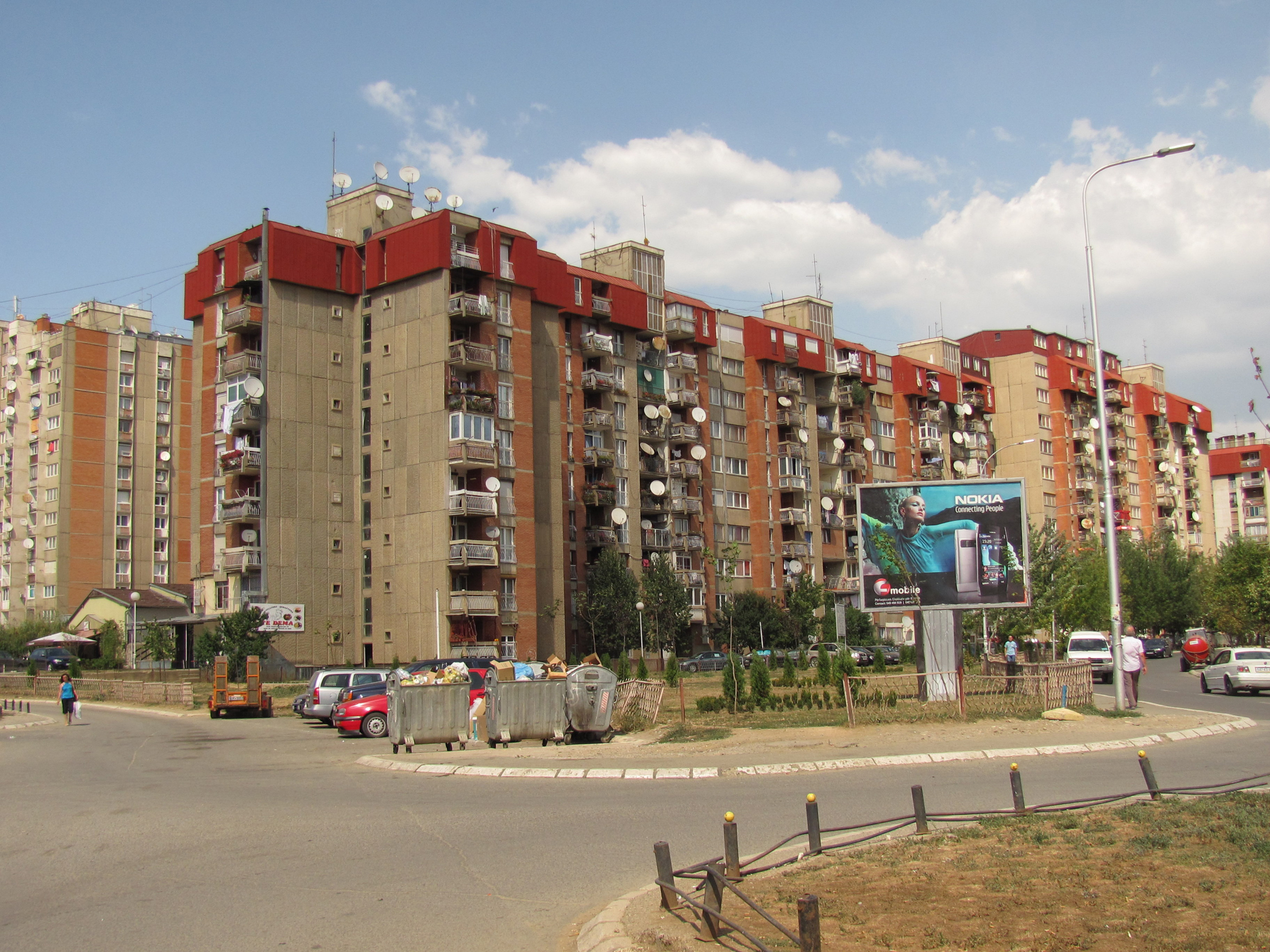 File pristina apartment house jpg wikimedia commons