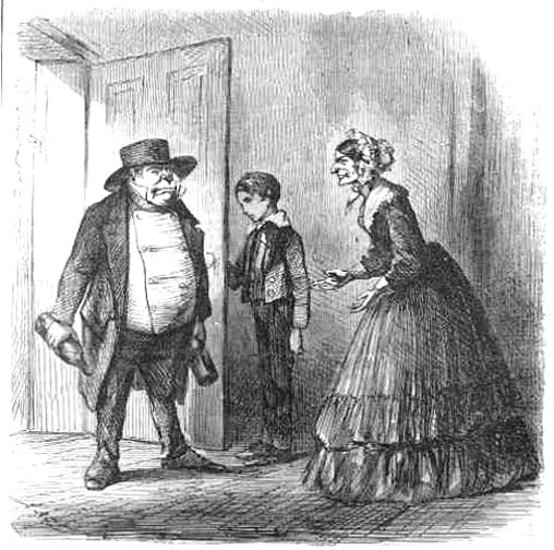 File:Pumblechook, Pip and Mrs Joe, John McLenan.jpeg