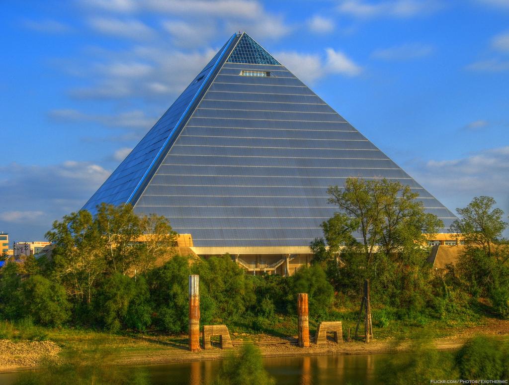 Pyramid Arena - Wikipedia