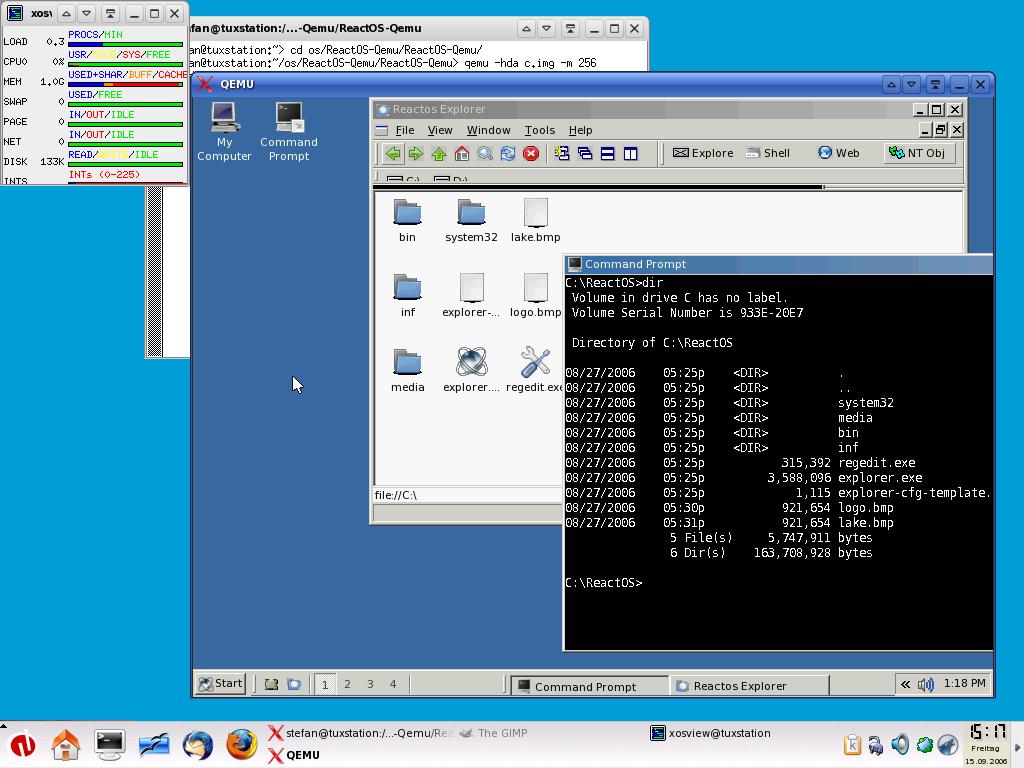 Системное администрирование: Релиз QEMU 1.5