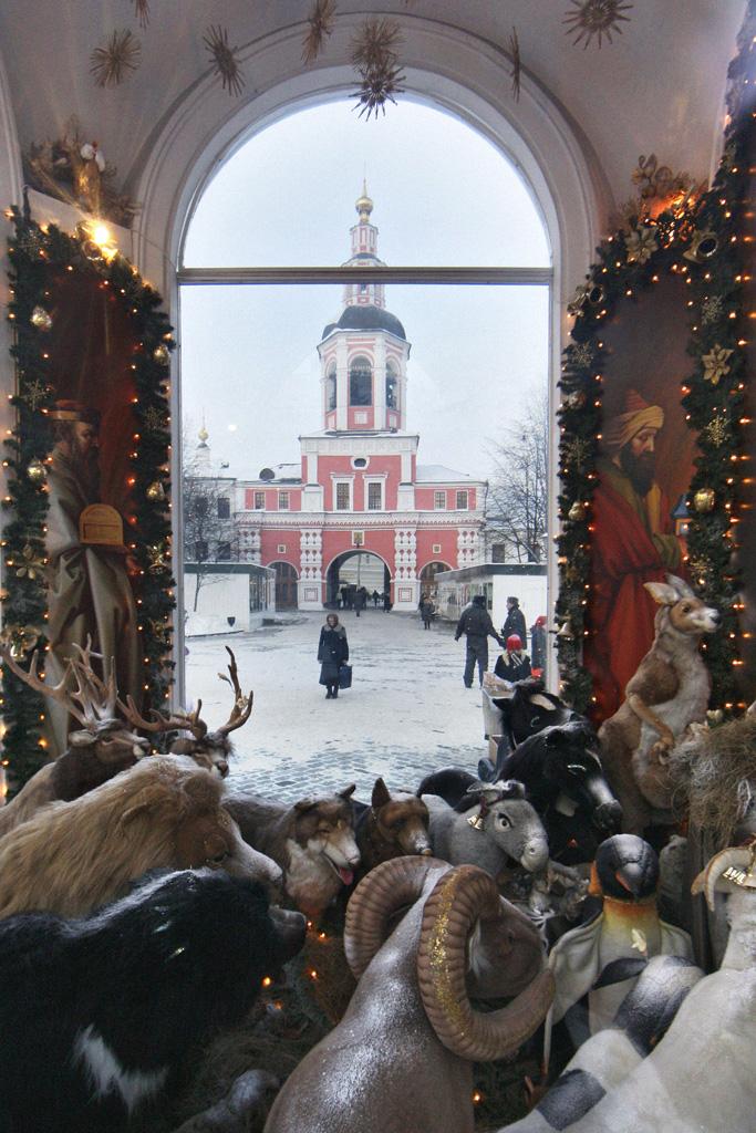 Alla Ricerca Della Stella Di Natale Wiki.Natale In Russia Wikipedia
