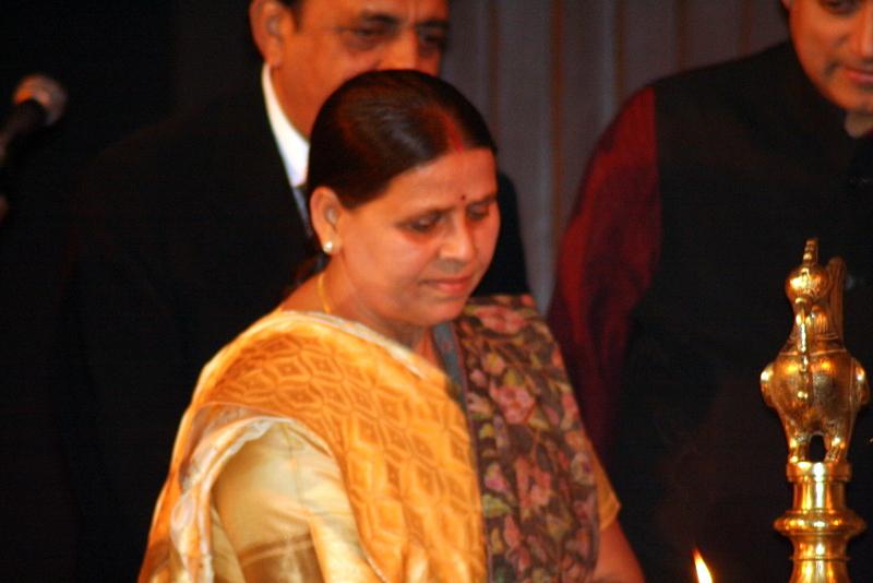 Opposition >> Rabri Devi - Wikipedia