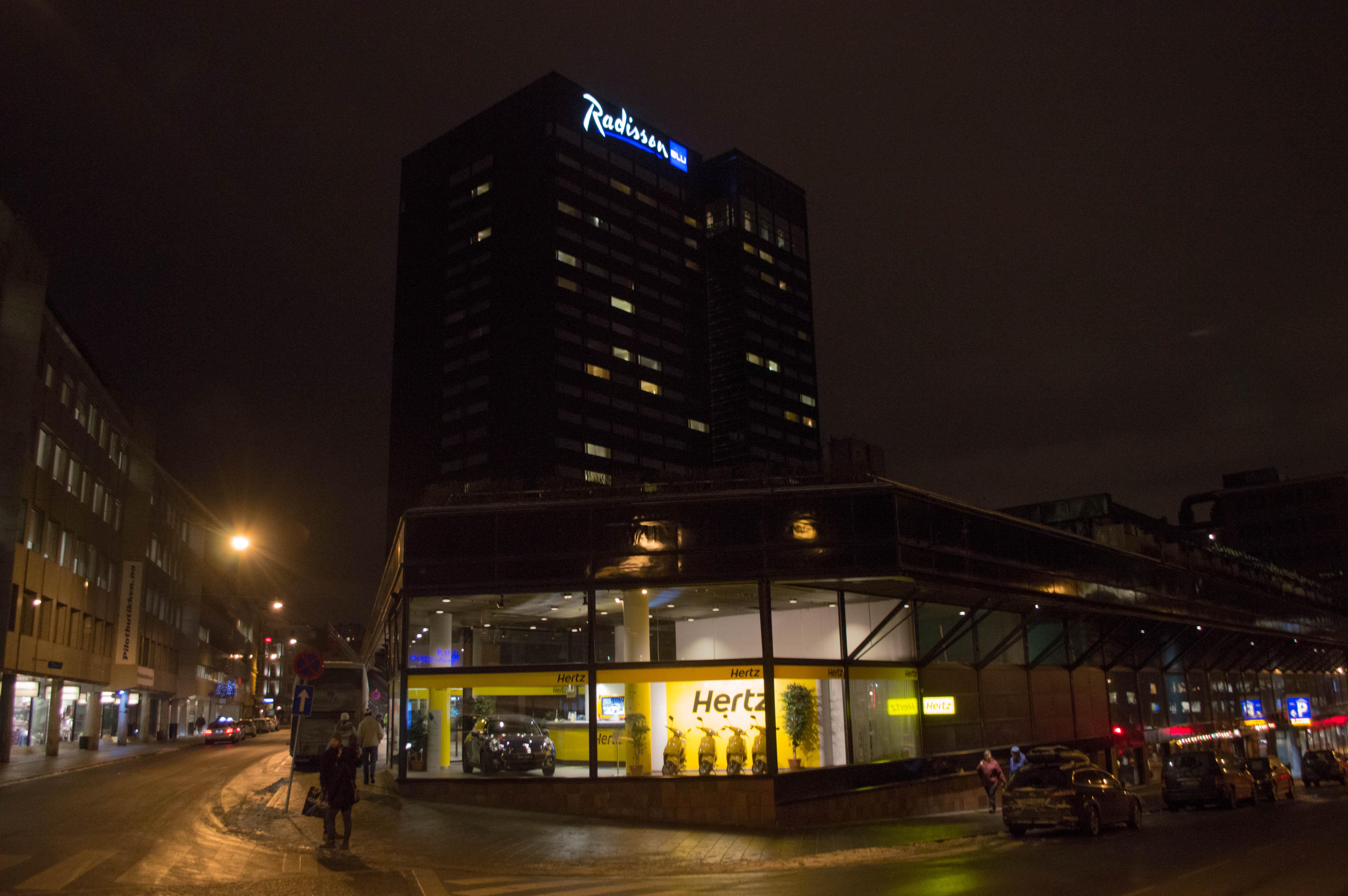 Radisson Blu Scandinavia Hotel Dusseldorf Parken
