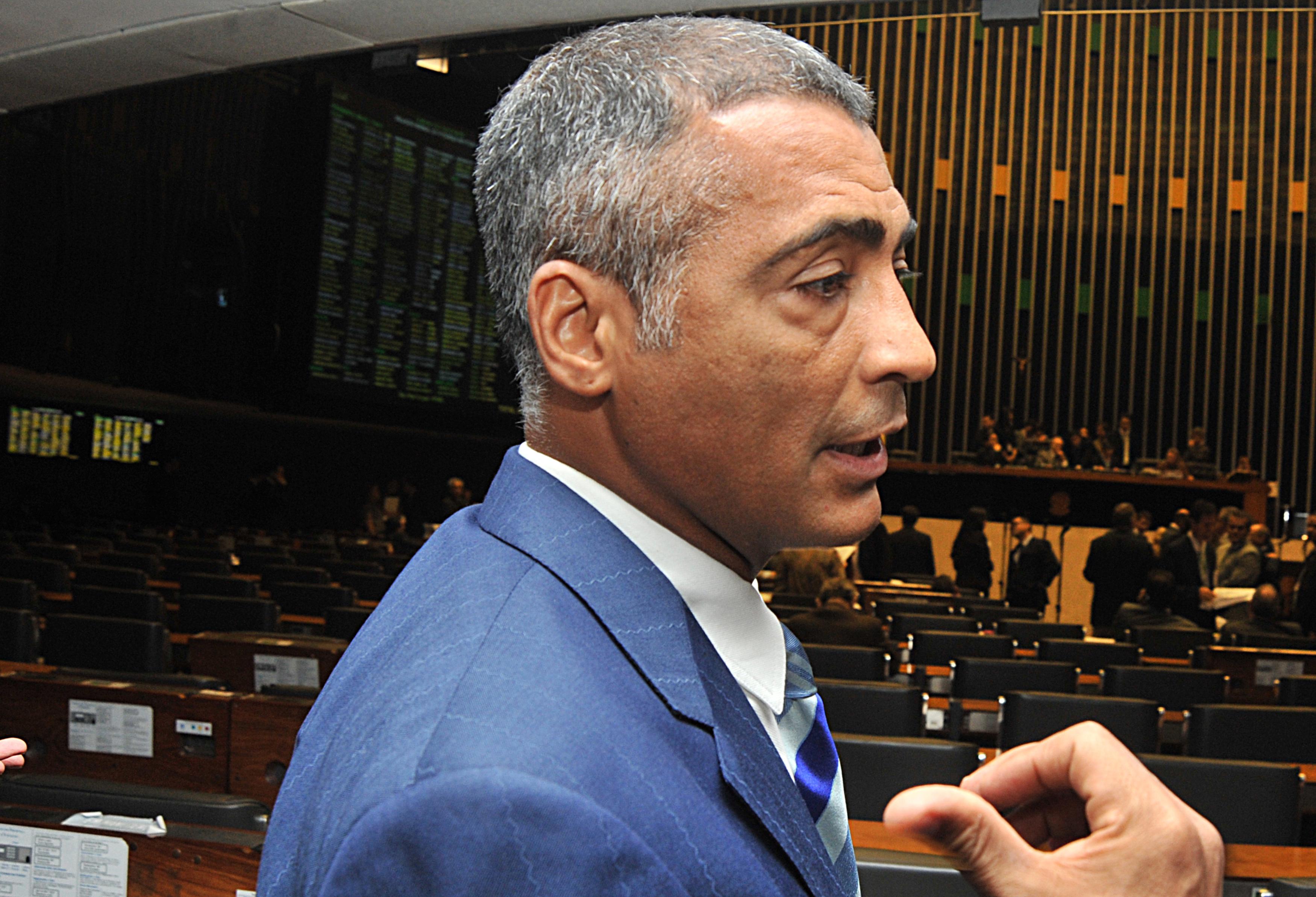 File Romário at the Brazilian Chamber of Deputies 2010 05 04 1