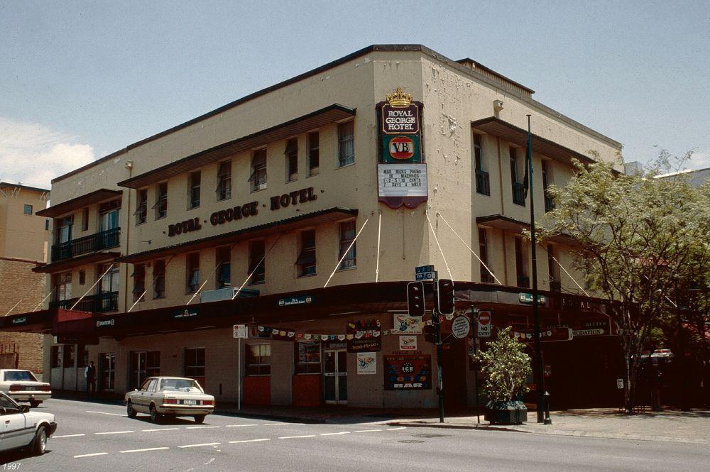 Royal Hotel Brisbane