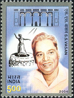 S. S. Vasan Indian film director