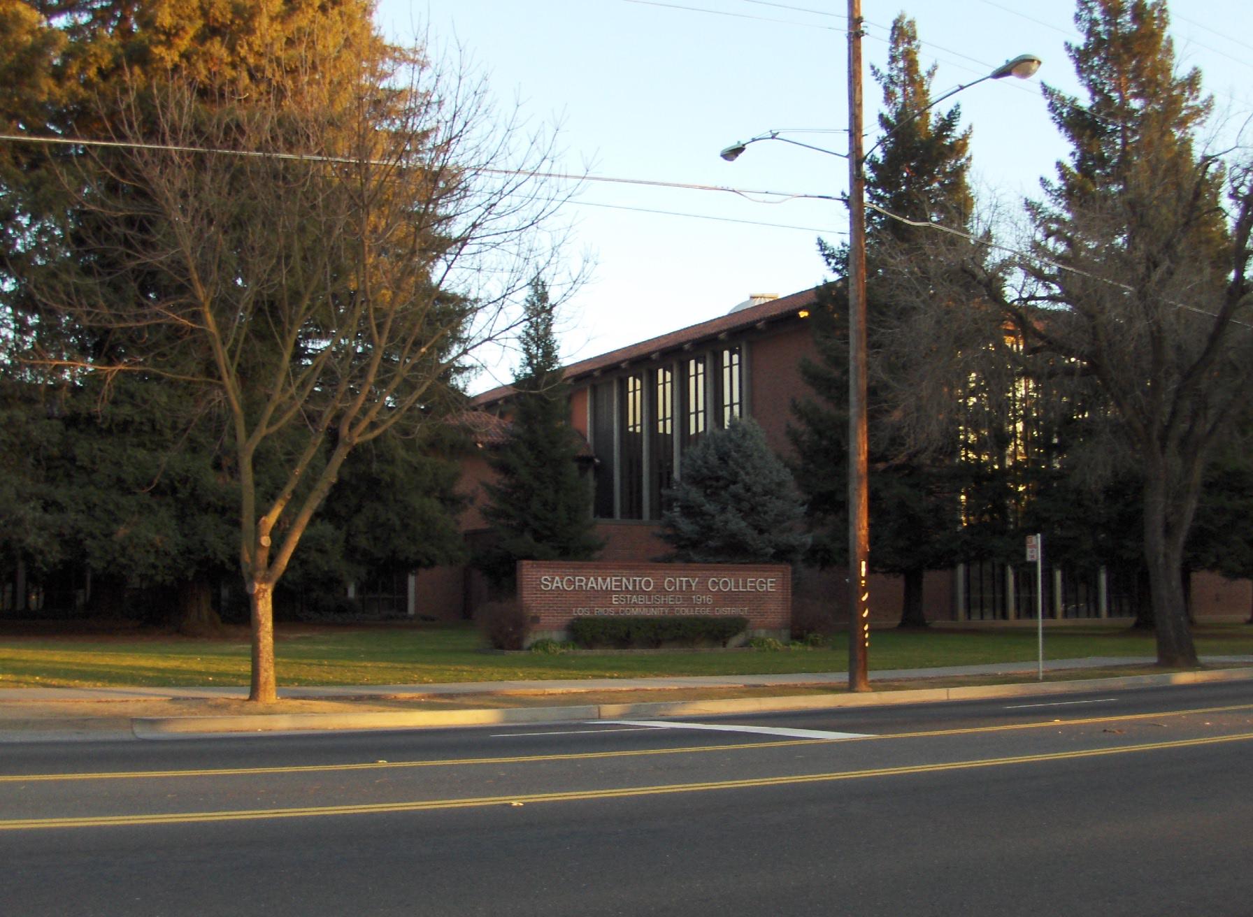 Sac City College Sacramento Ca 114