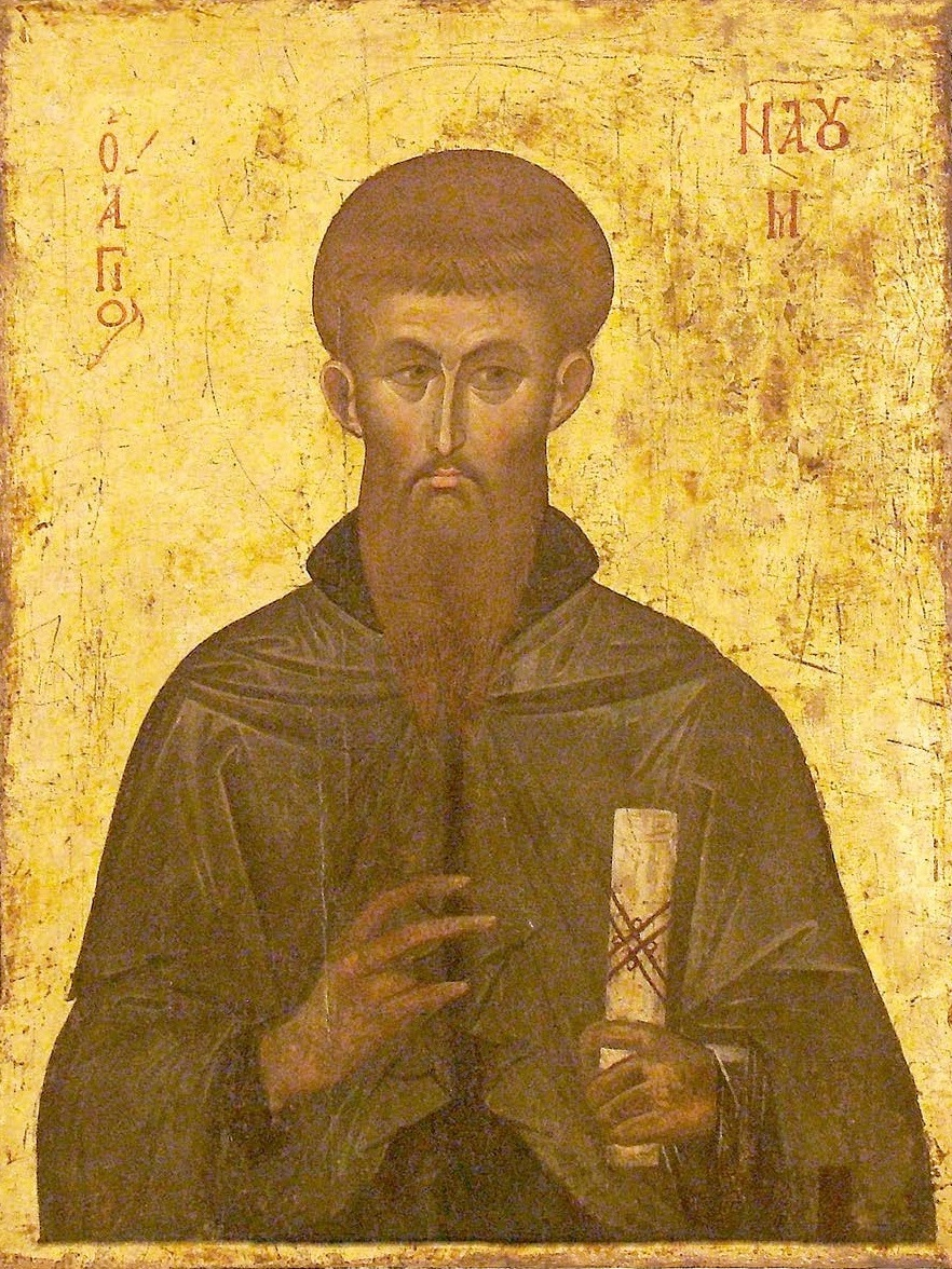 Saint Naum Missionary to the Slavs