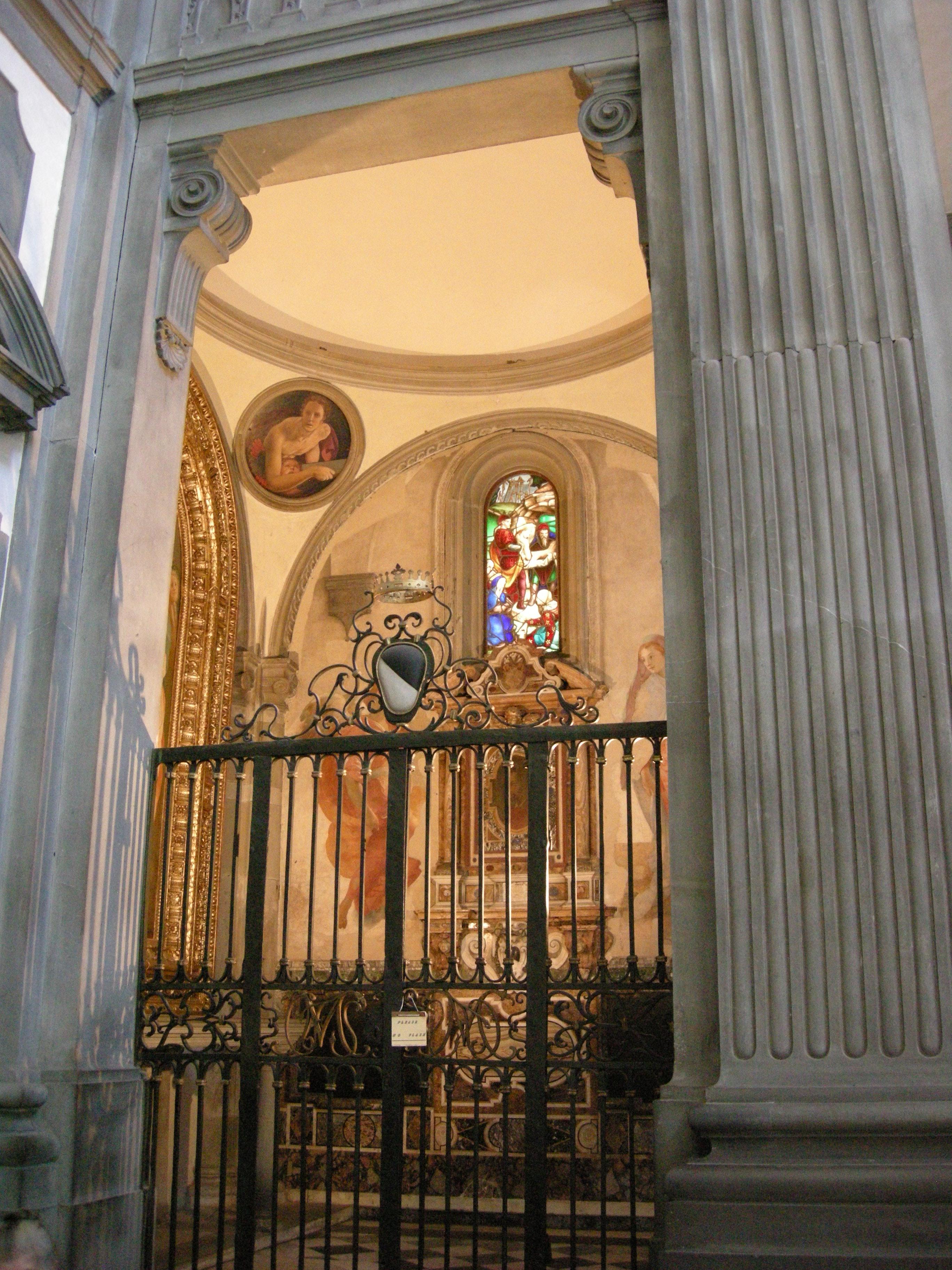 File Santa Felicita Cappella Capponi 02 Jpg Wikimedia